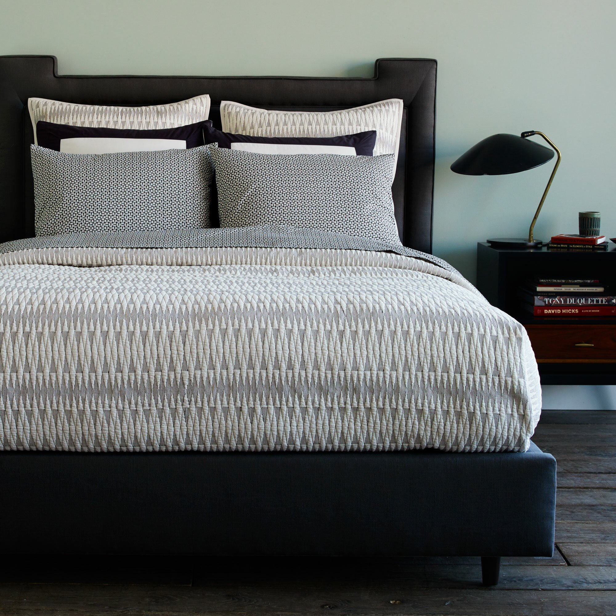 Dwellstudio Loire Ink Quilt Amp Reviews Dwellstudio