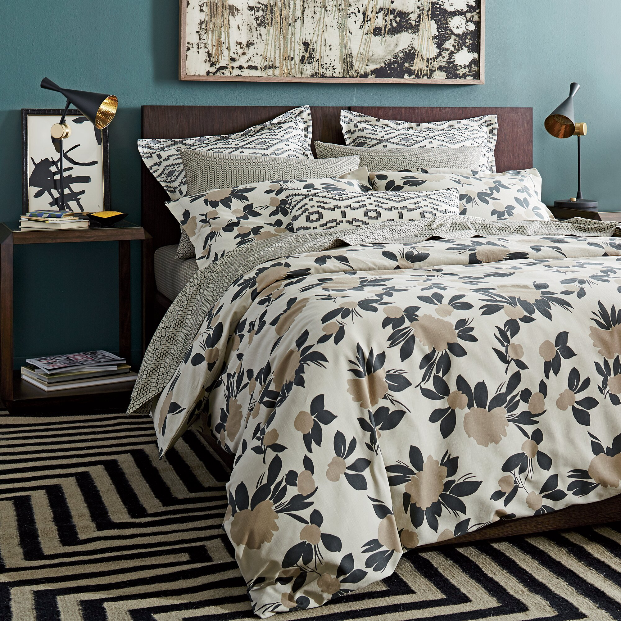 dwellstudio georgia duvet cover reviews