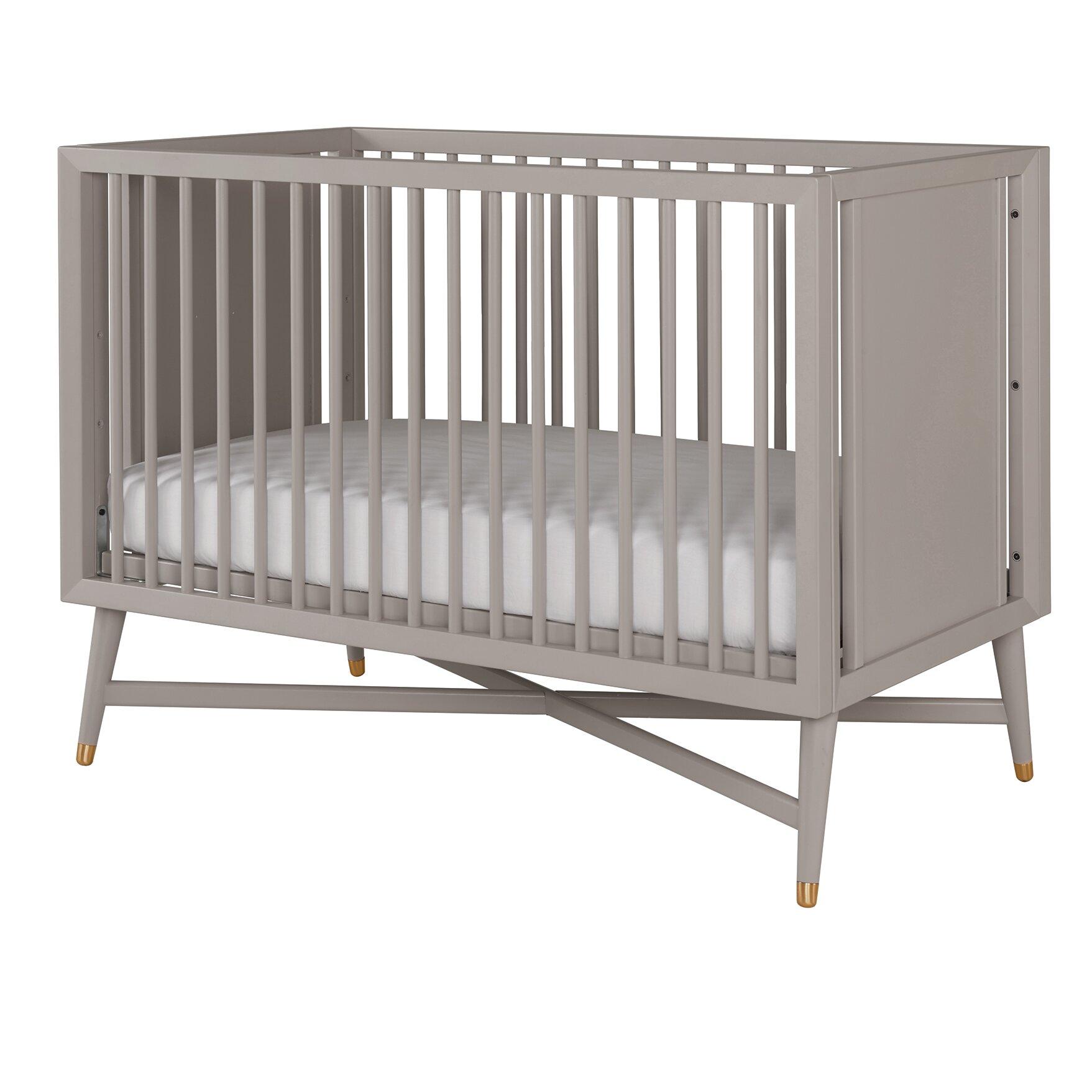 Crib for sale charleston sc - Dwellstudio Mid Century Convertible Crib