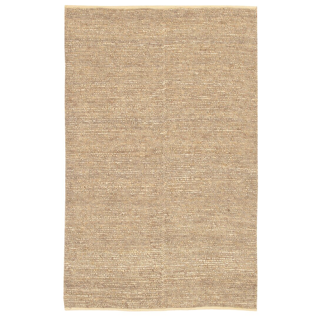 dwellstudio hune hand woven antique white area rug