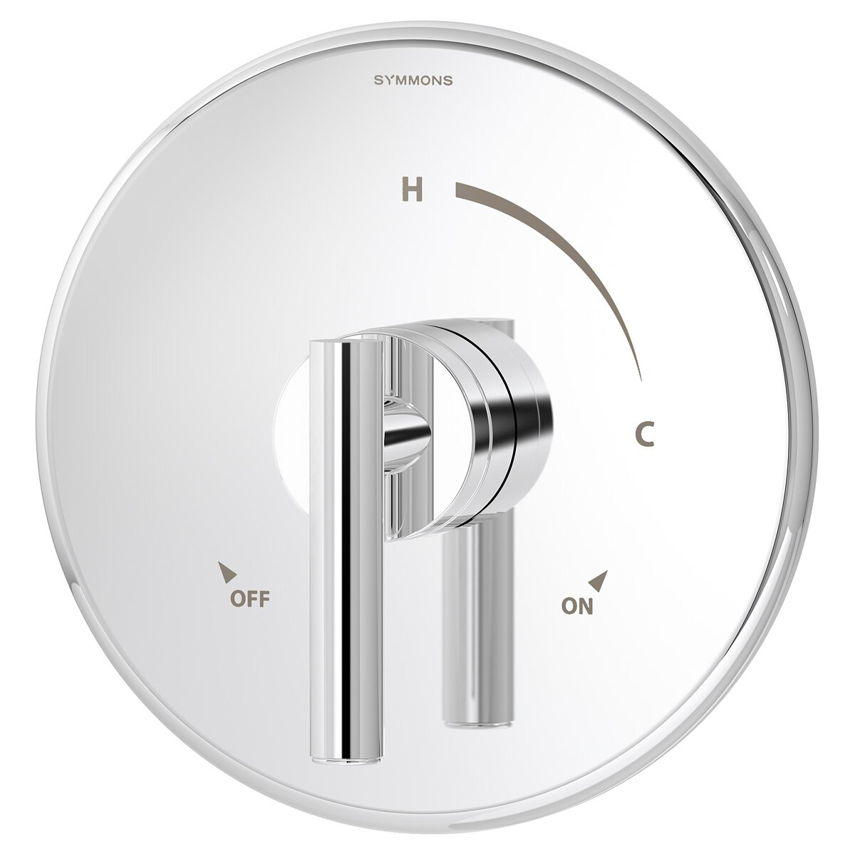 Symmons Dia Shower Valve Trim with Lever Handle & Reviews | Wayfair - Symmons Dia Shower Valve Trim with Lever Handle