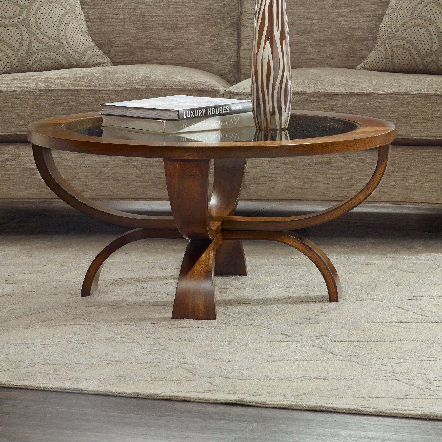 hooker furniture viewpoint coffee table wayfair. Black Bedroom Furniture Sets. Home Design Ideas