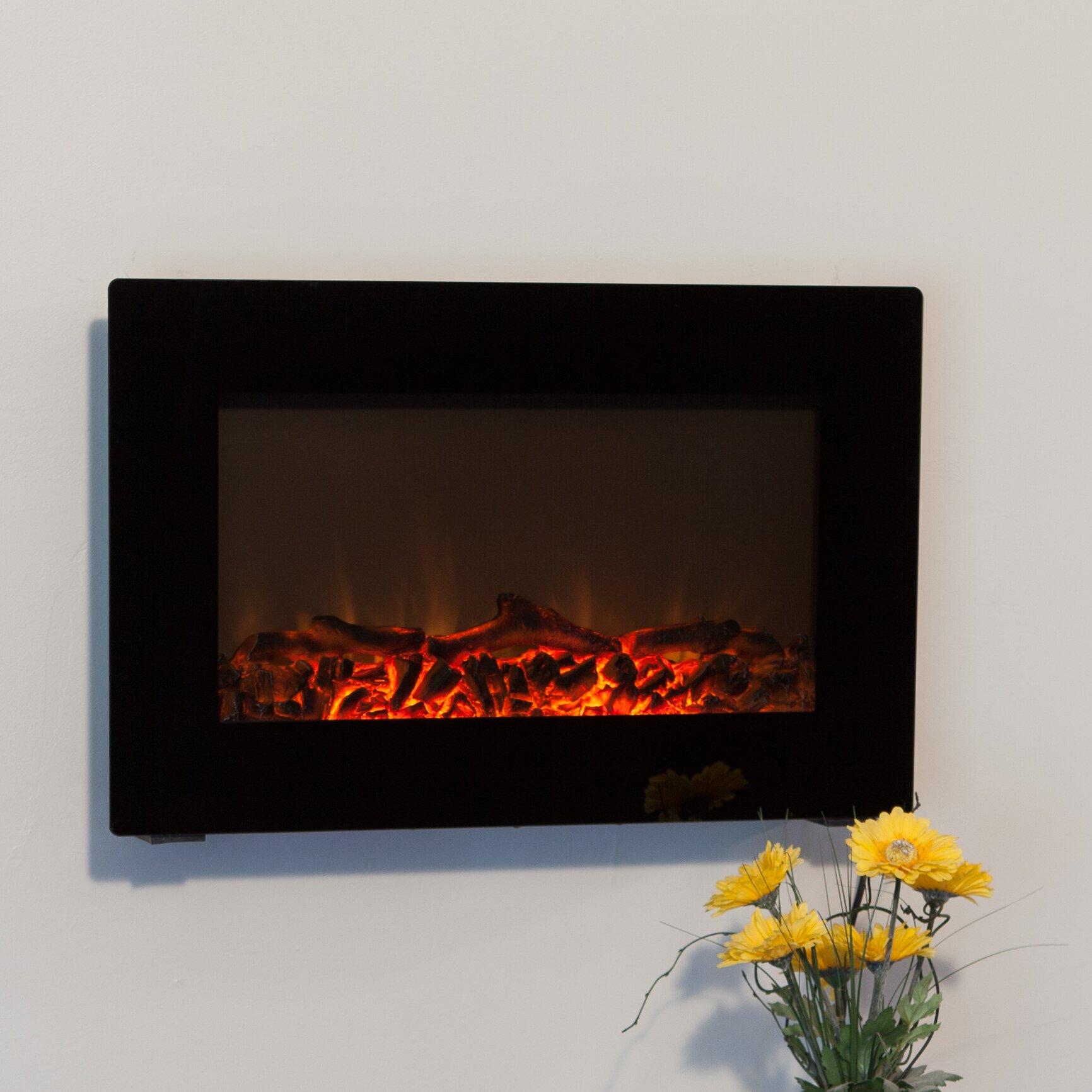 fire sense wall mounted electric fireplace fireplace ideas