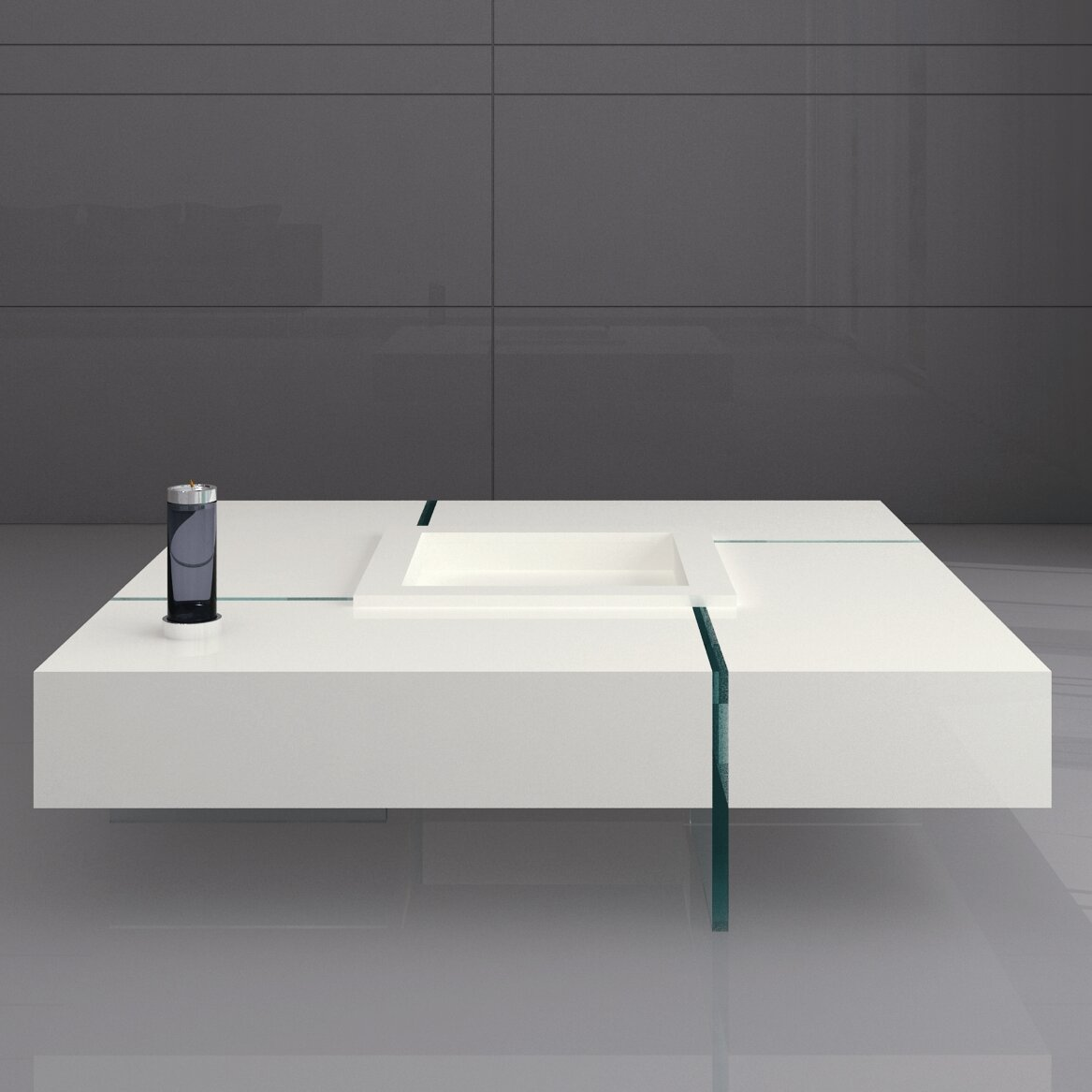 White Lacquer Coffee Table Creative Images International Lacquer Coffee Table Reviews Wayfair