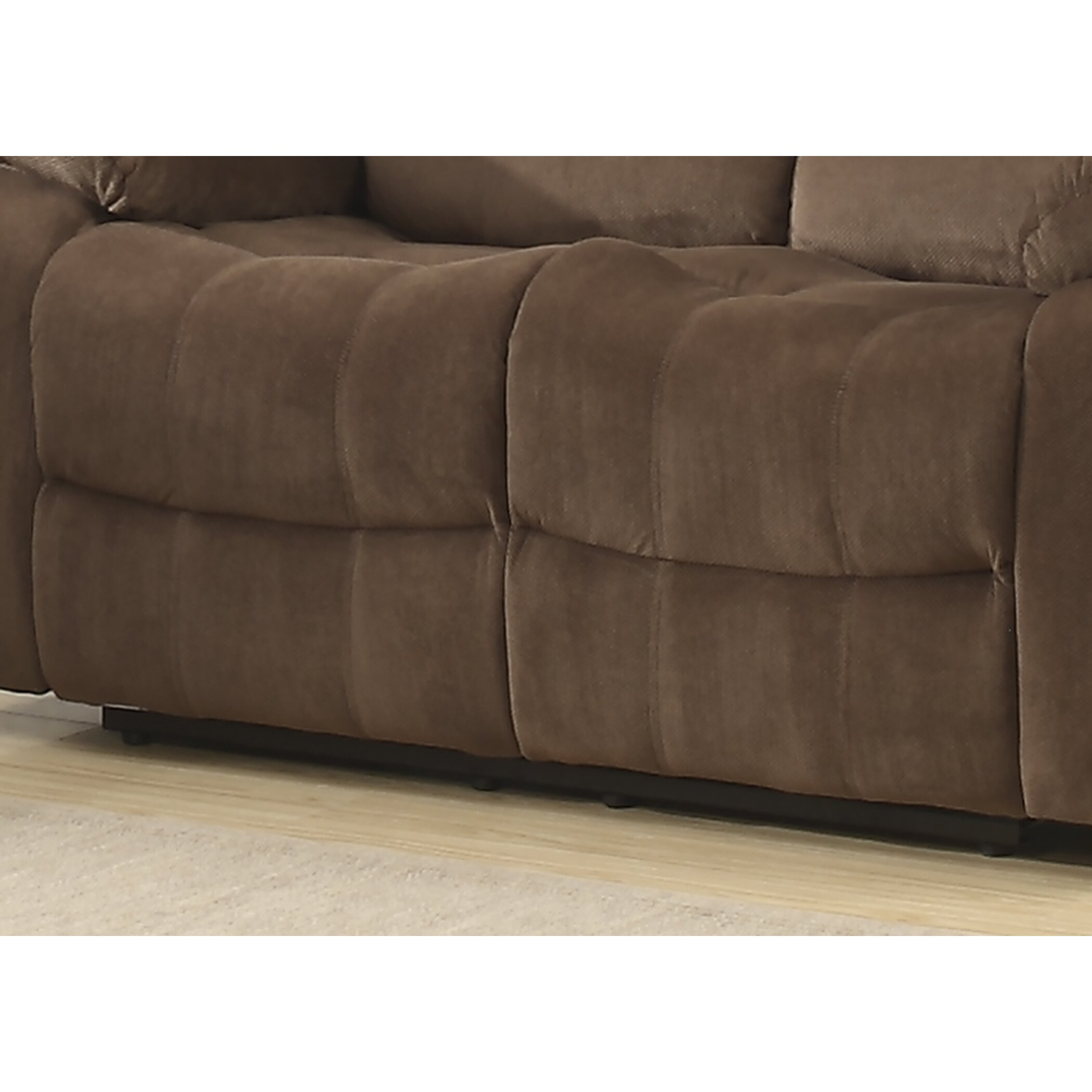Living Room Sofa And Loveseat Sets Ac Pacific Bill Reclining Living Room Sofa And Loveseat Set