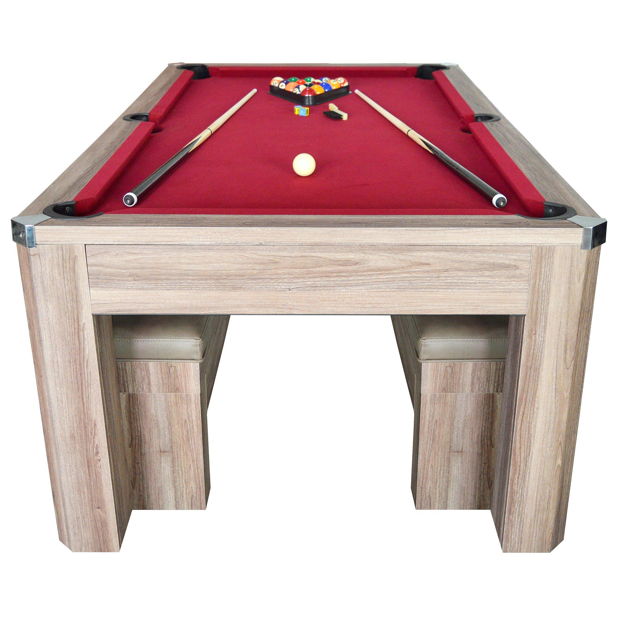 Hathaway Games Newport 7 Pool Table Combo Set amp Reviews  : Hathaway Games Newport 7 Pool Table Combo Set from www.wayfair.com size 2000 x 2000 jpeg 762kB