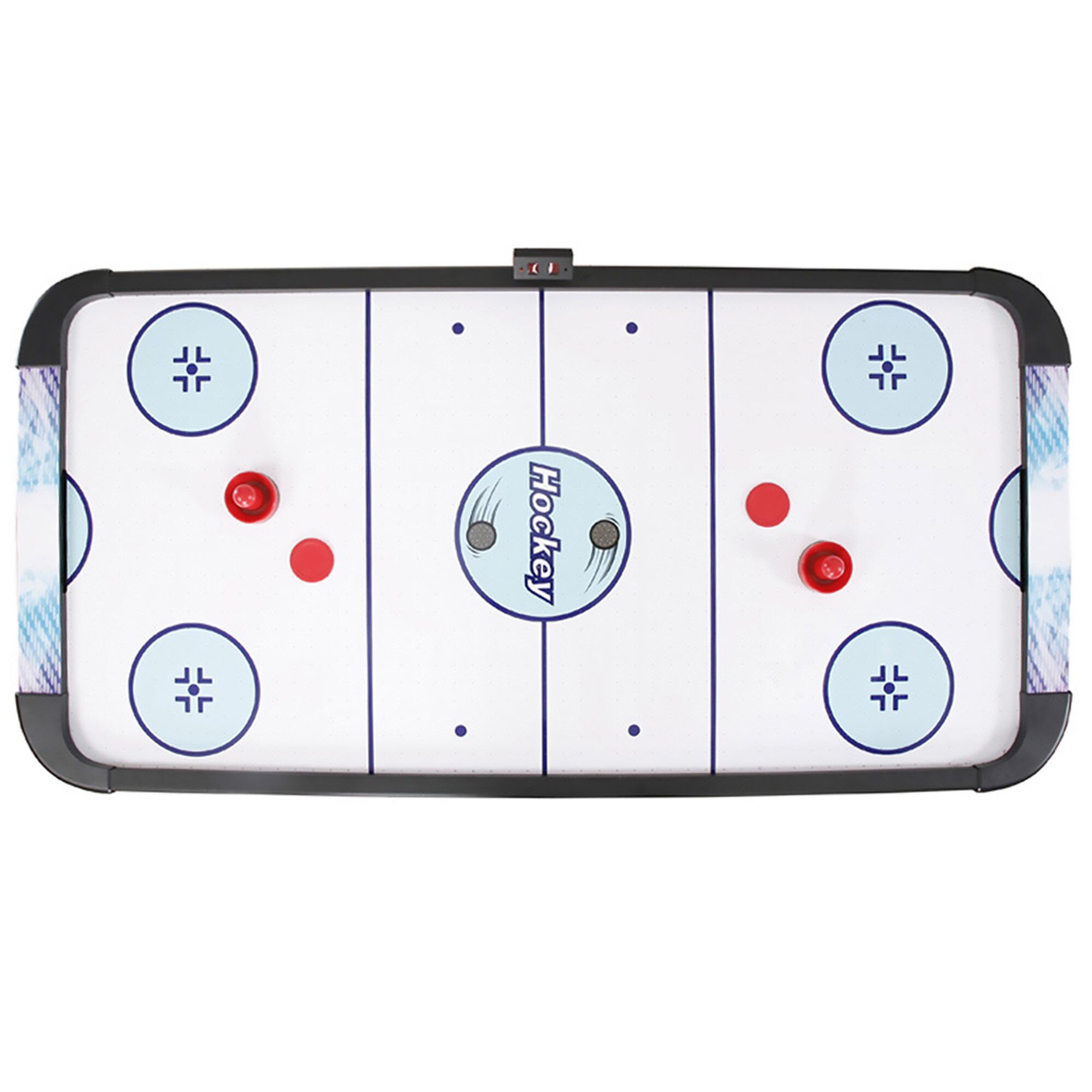 Hathaway Games Face Off 5 39 Air Hockey Table With Electronic Scoring Reviews