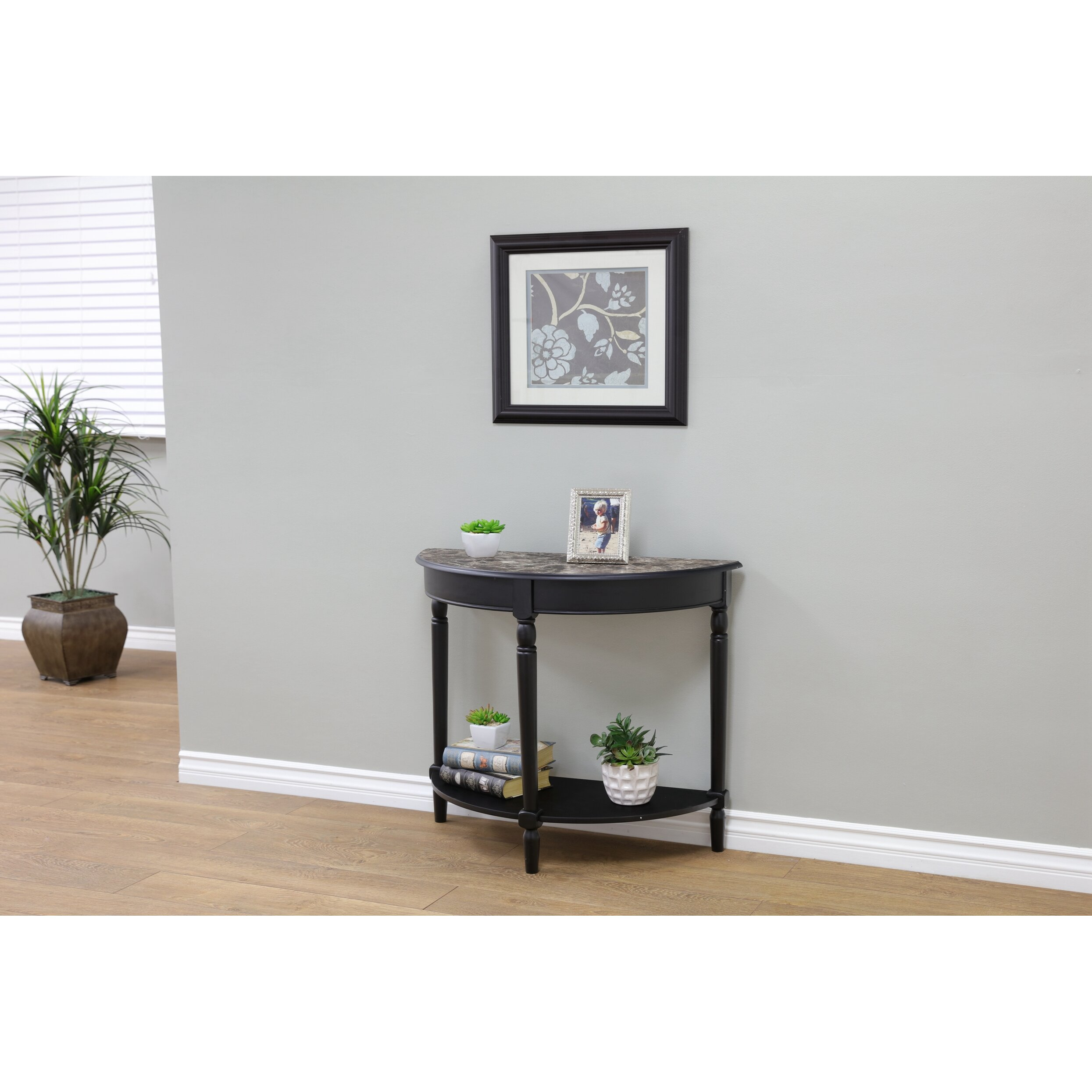 Foyer Console Game : Mega home entryway console table reviews wayfair