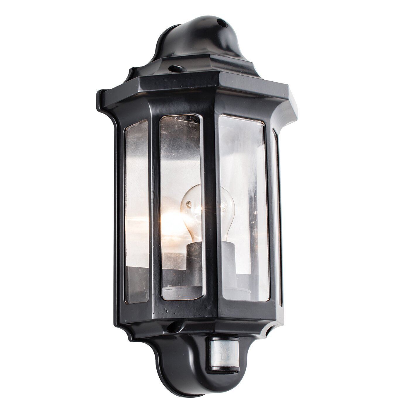 saxby lighting traditional 1 light outdoor flush mount reviews. Black Bedroom Furniture Sets. Home Design Ideas