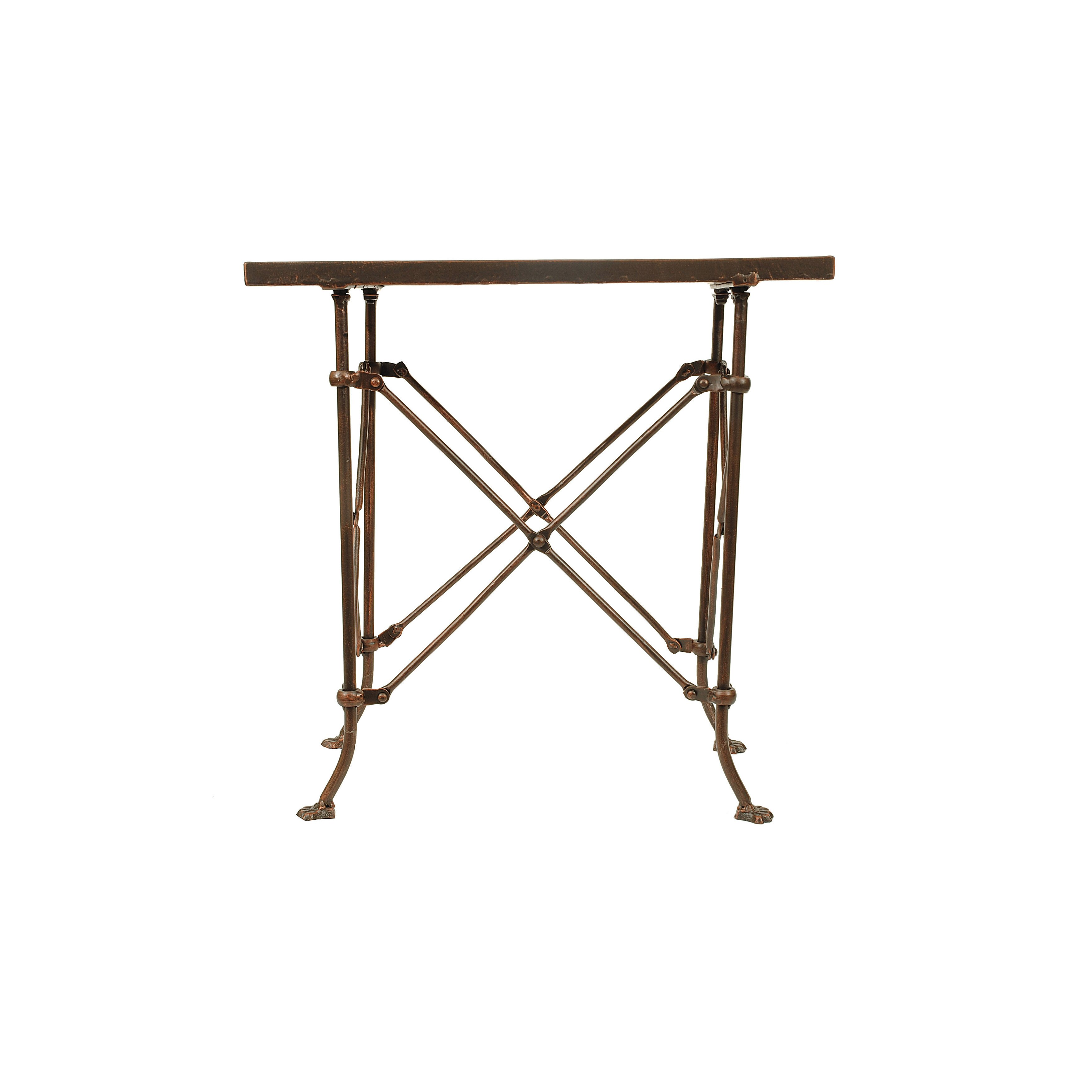 creative co op bistro end table reviews wayfair