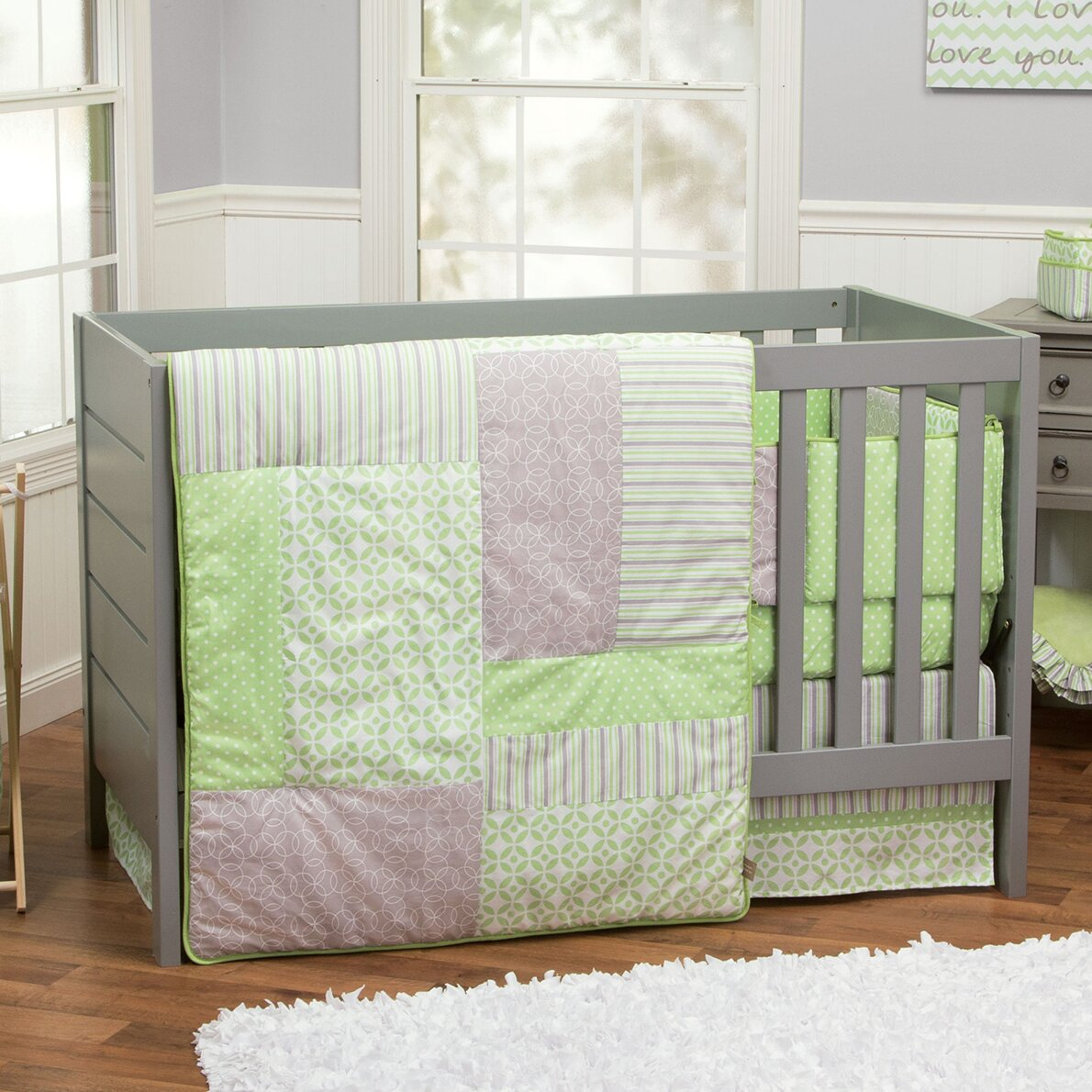 baby kids nursery shop crib bedding sets trend lab sku tlb3450