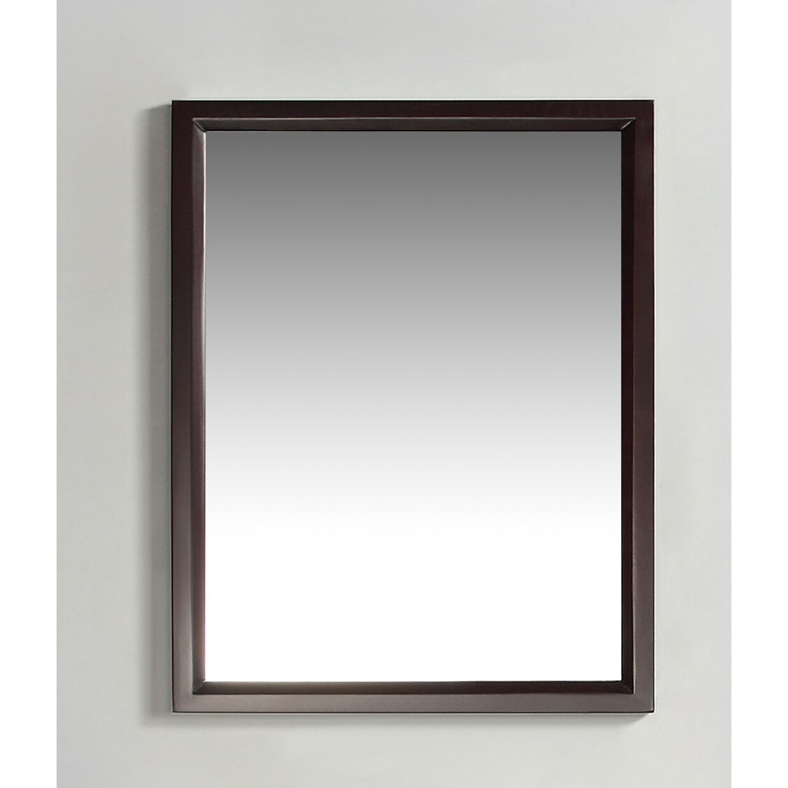 Simpli home urban loft vanity wall mirror reviews wayfair for Home mirrors