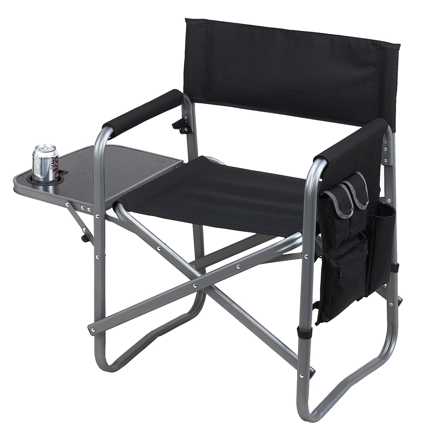 Picnic At Ascot Director Chair with Table Reviews – Directors Folding Chair
