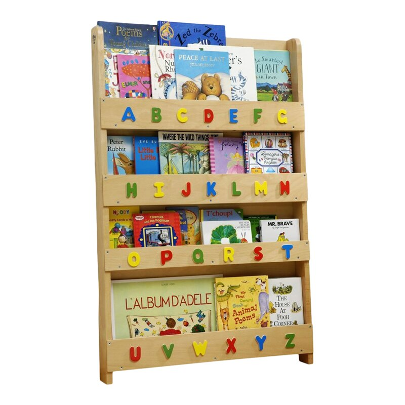 tidy books 115 cm b cherregal. Black Bedroom Furniture Sets. Home Design Ideas