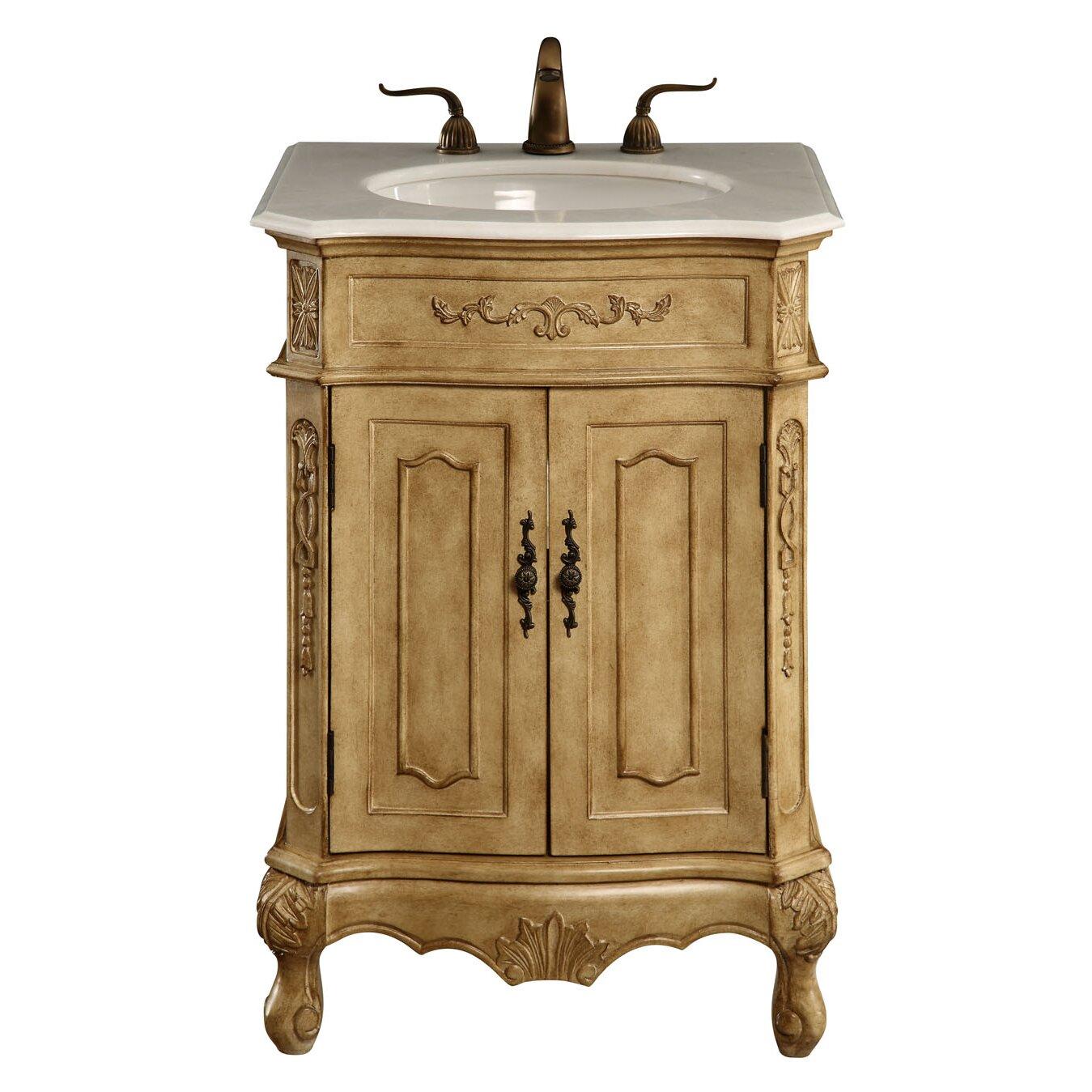 Danville 24 quot  Single Vanity Set. 24 Inch Bathroom Vanities You  39 ll Love   Wayfair