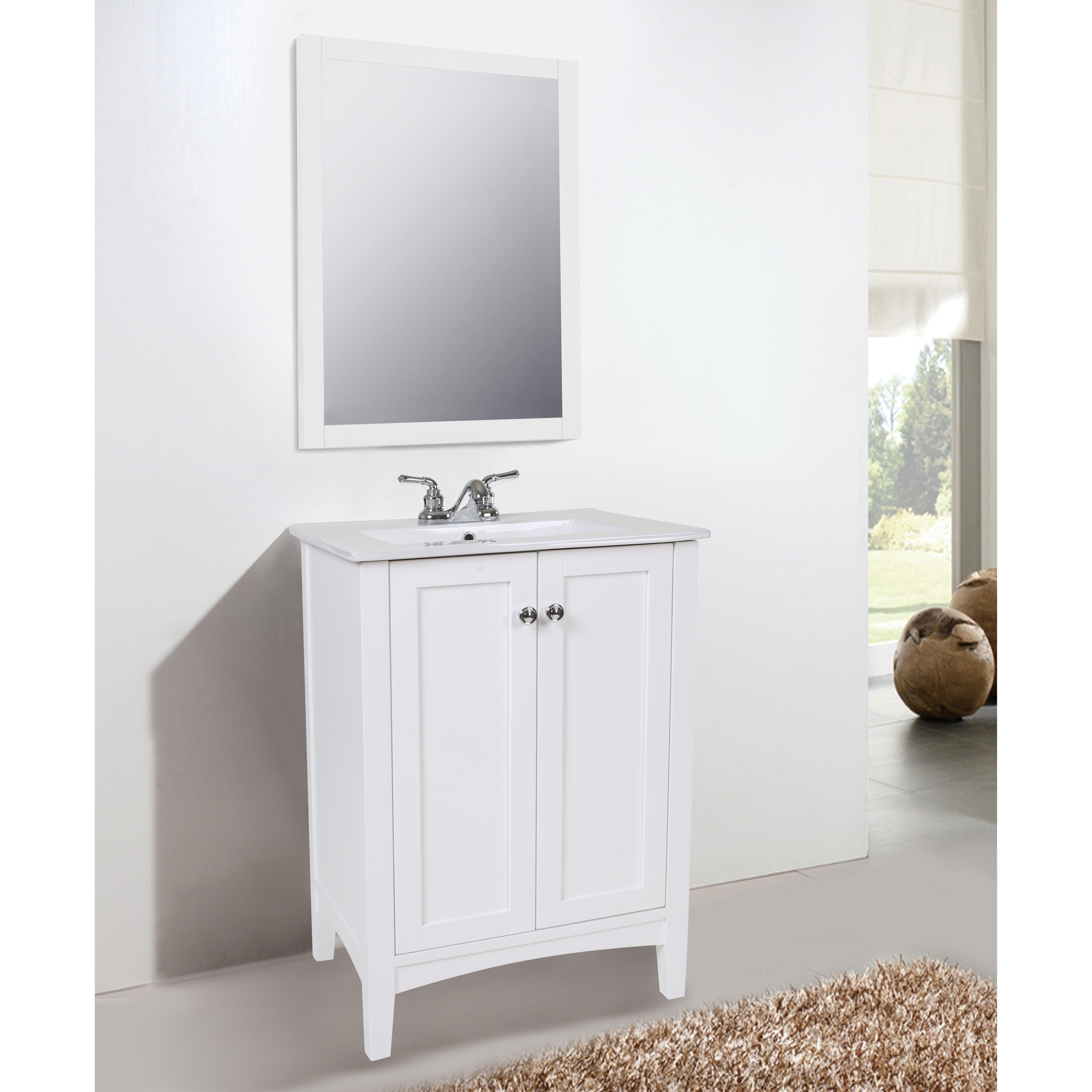 24 Bathroom Vanity With Drawers My Web Value
