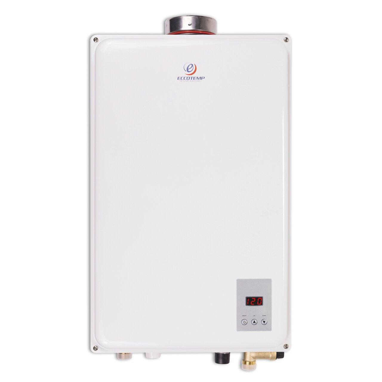 Eccotemp   Gpm Natural Gas Indoor Tankless Water Heater Reviews
