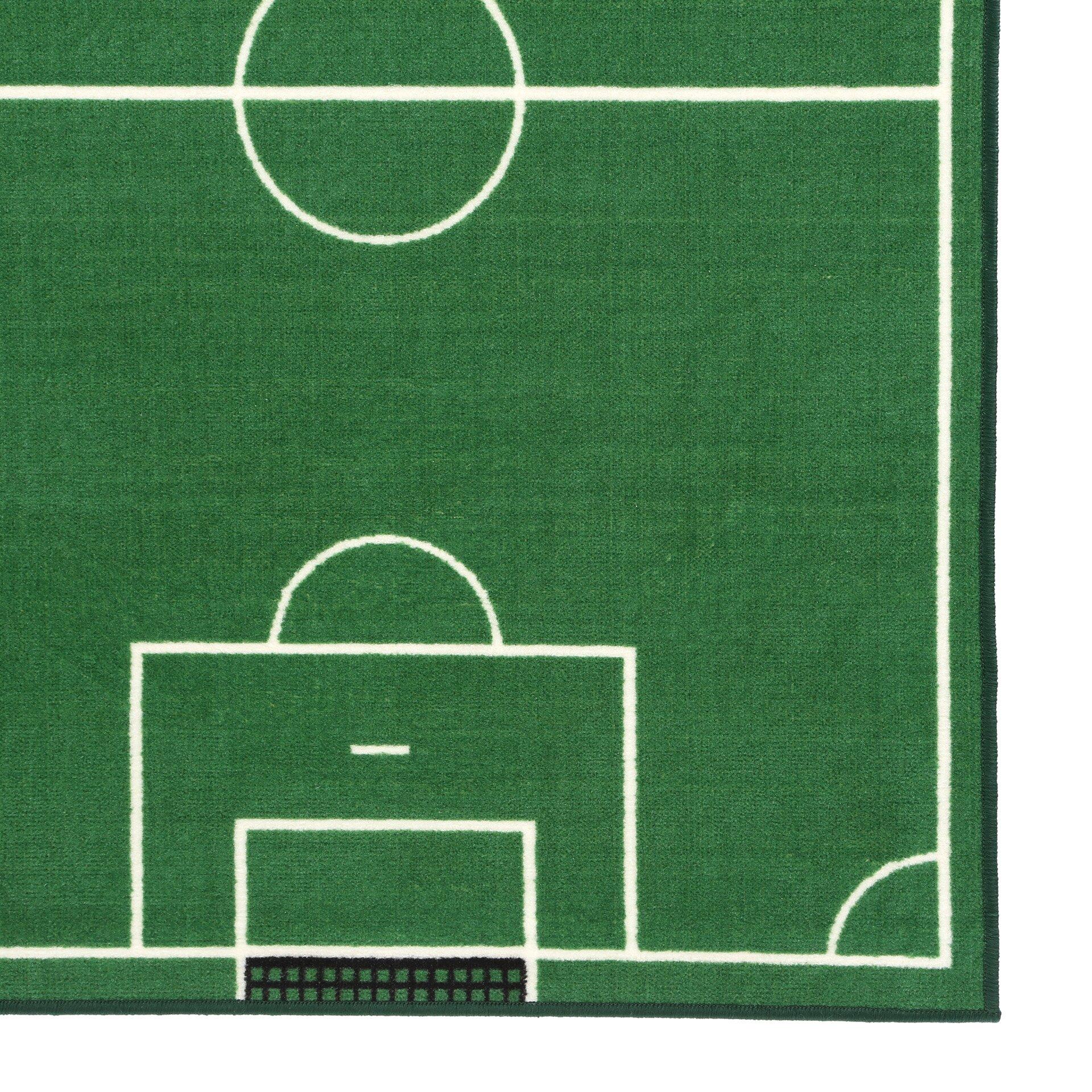 Soccer Rug Roselawnlutheran