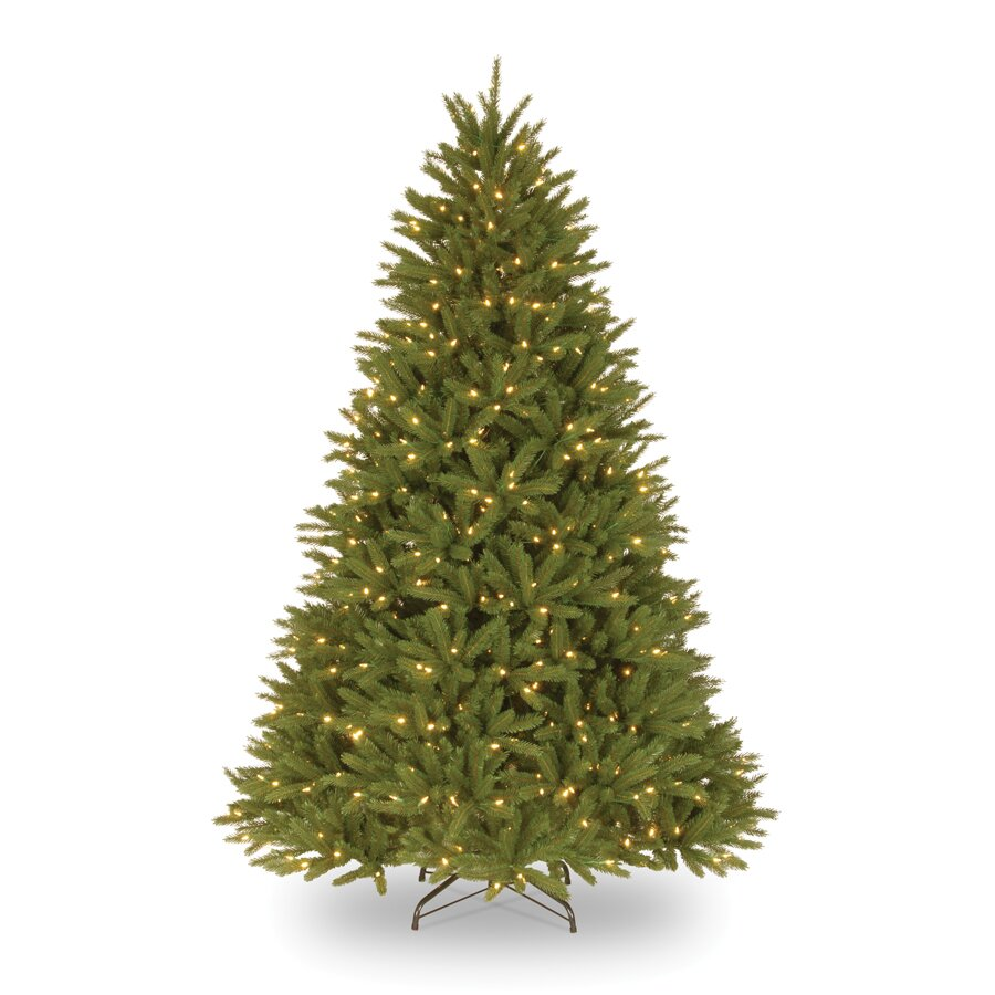National Tree Co Belmar Fir 7 5 39 Green Artificial