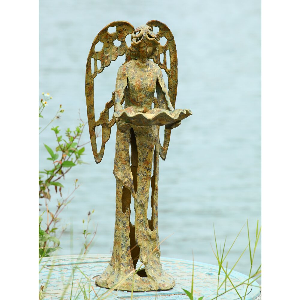 SPI Home Garden Angel Statue Reviews Wayfair