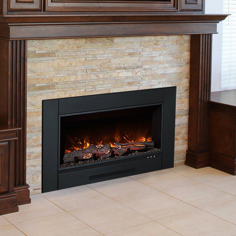 Modern Flames ZCR Series Electric Fireplace Insert - Modern Flames ZCR Series Electric Fireplace Insert & Reviews Wayfair