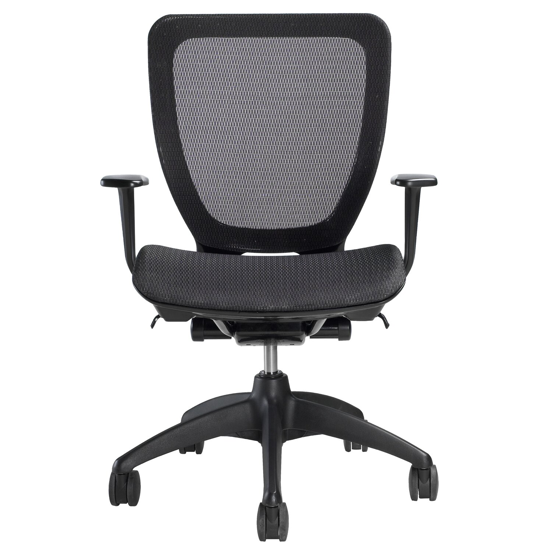 Nightingale Chairs Rite e Mid Back Mesh Desk Chair