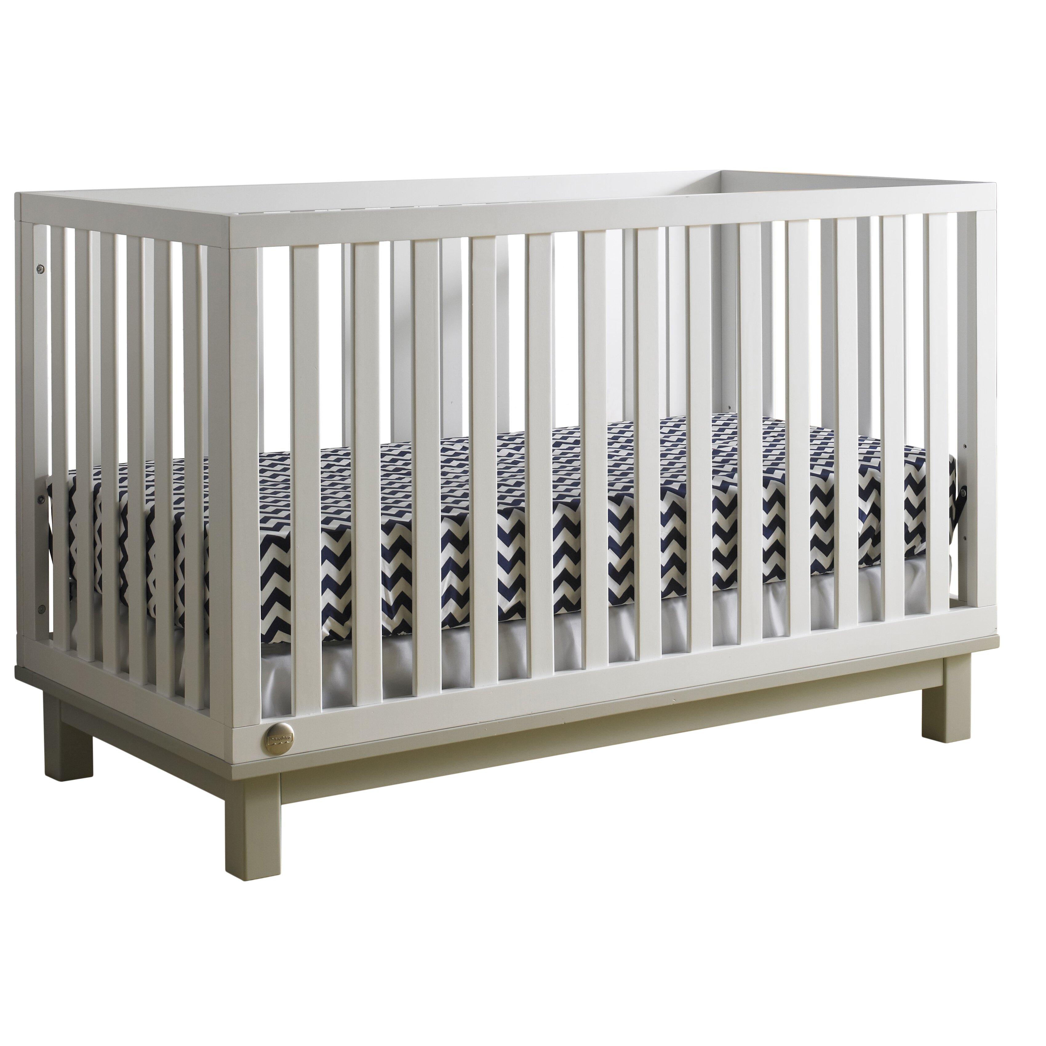 Crib for sale - Grey Crib For Sale Fisher Price Riley Island 3 In 1 Convertible Crib