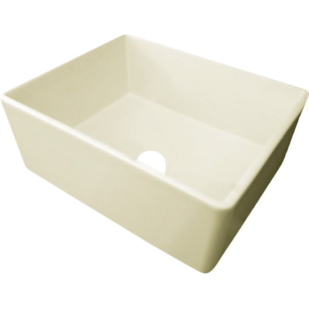 25 Farmhouse Sink : Alfi Brand 25.5