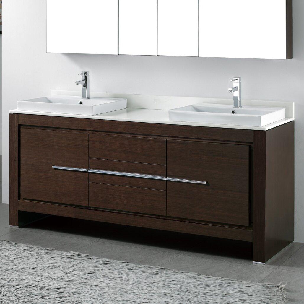 Bathroom Vanity Base Madeli Vicenza 7163 Bathroom Vanity Base Reviews Wayfair