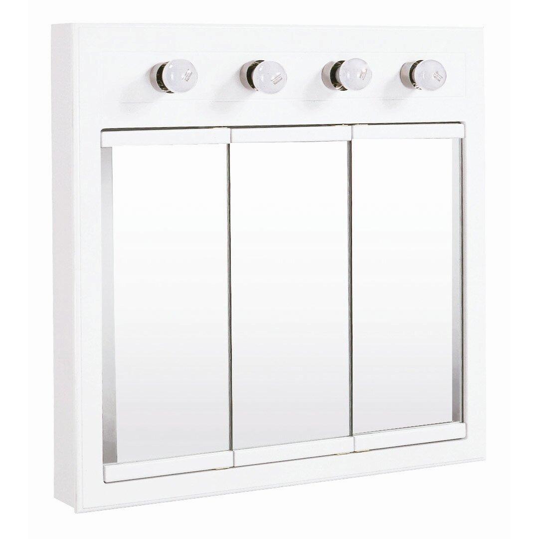 30 X 30 Medicine Cabinet Design House Concord 30 X 30 Surface Mount Medicine Cabinet