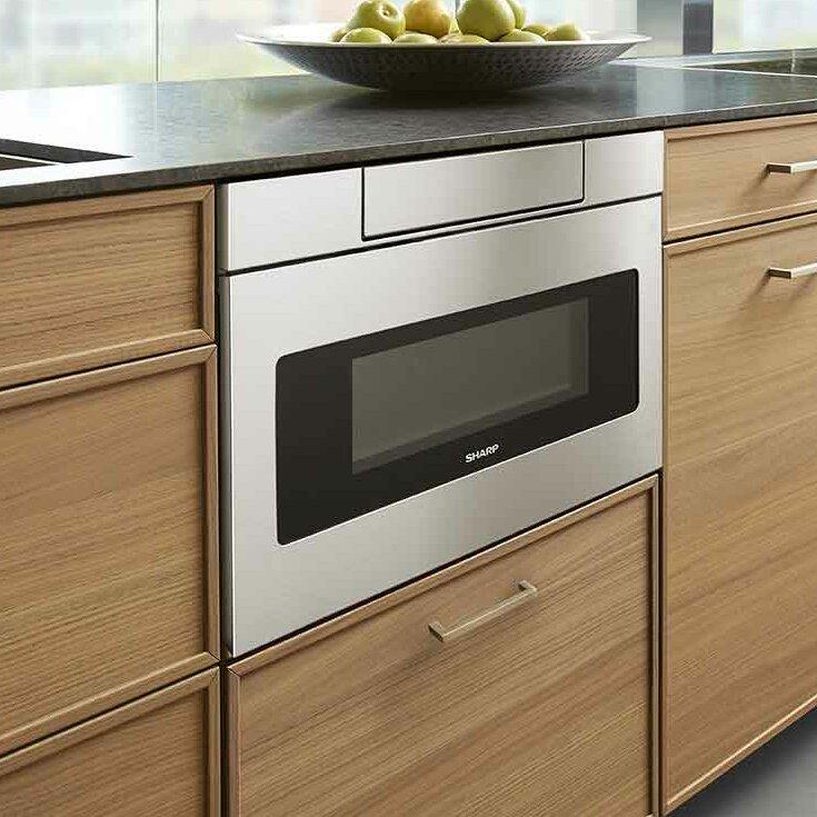 bosch microwave drawer video sharp cu ft canada 24 inch