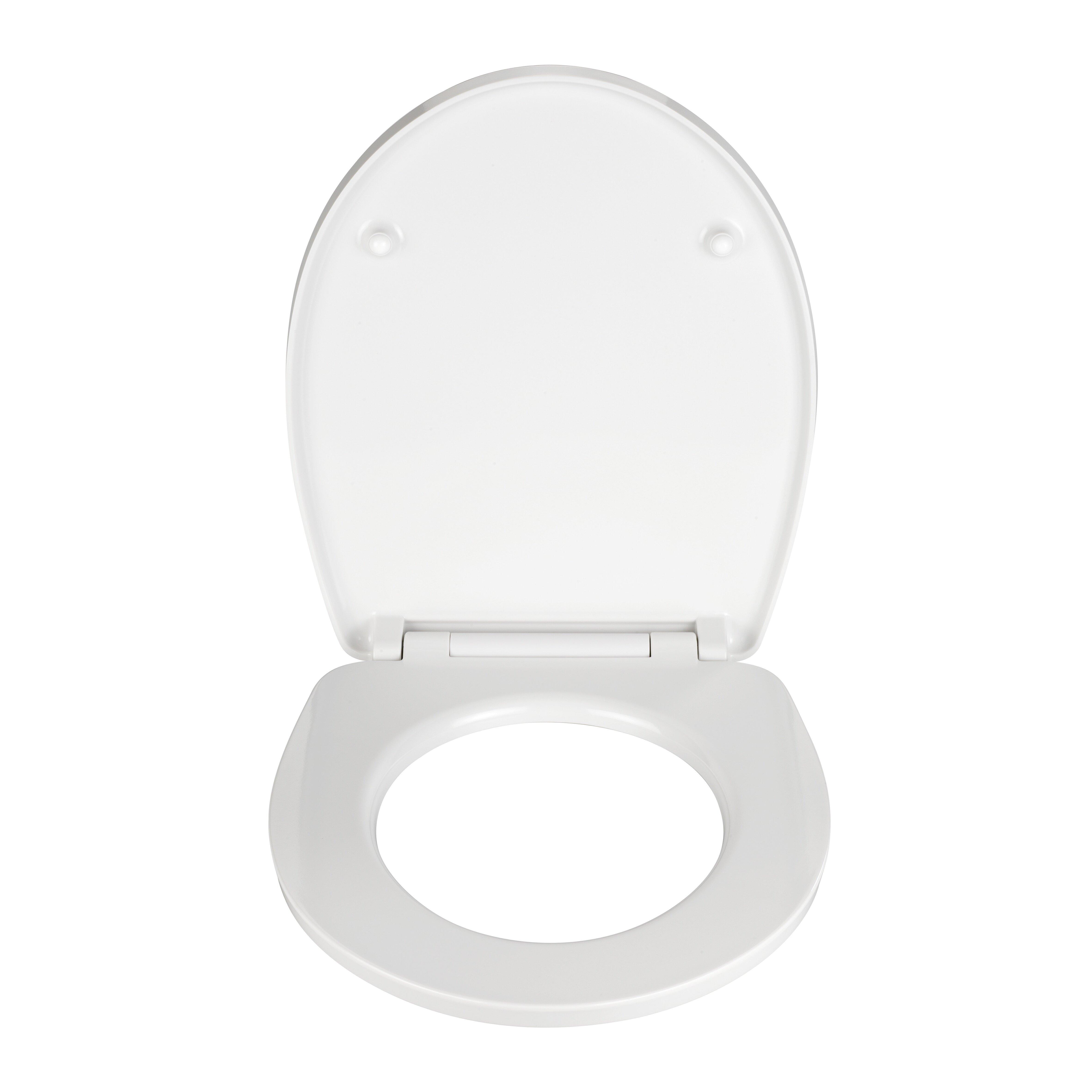 circular toilet seat uk. HARD WOOD STANDARD ROUND TOILET SEAT  Shop Mayfair Lift Off Cushioned Vinyl Round Toilet Seat At Soft