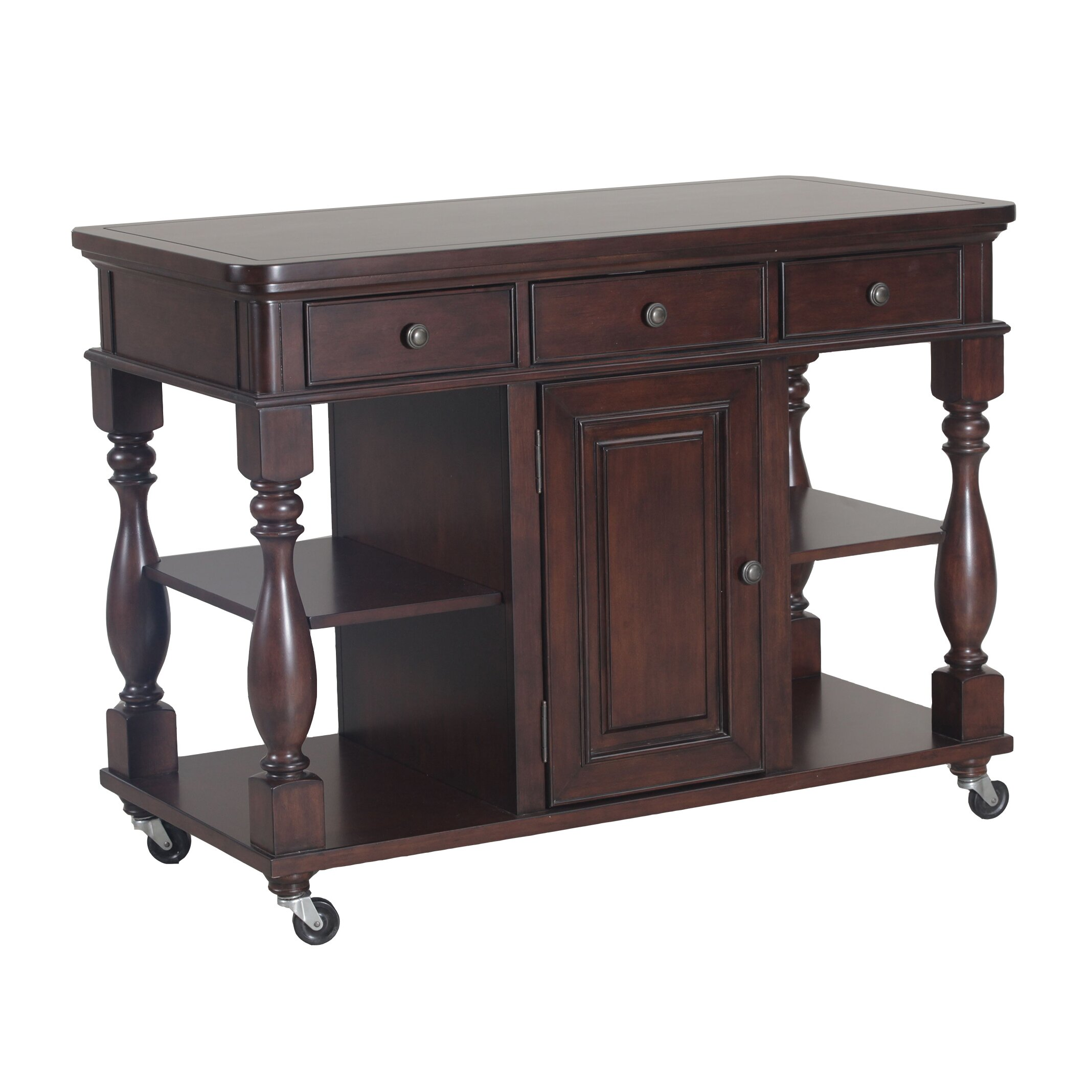 Powell Bourdain Kitchen Island Reviews Wayfair