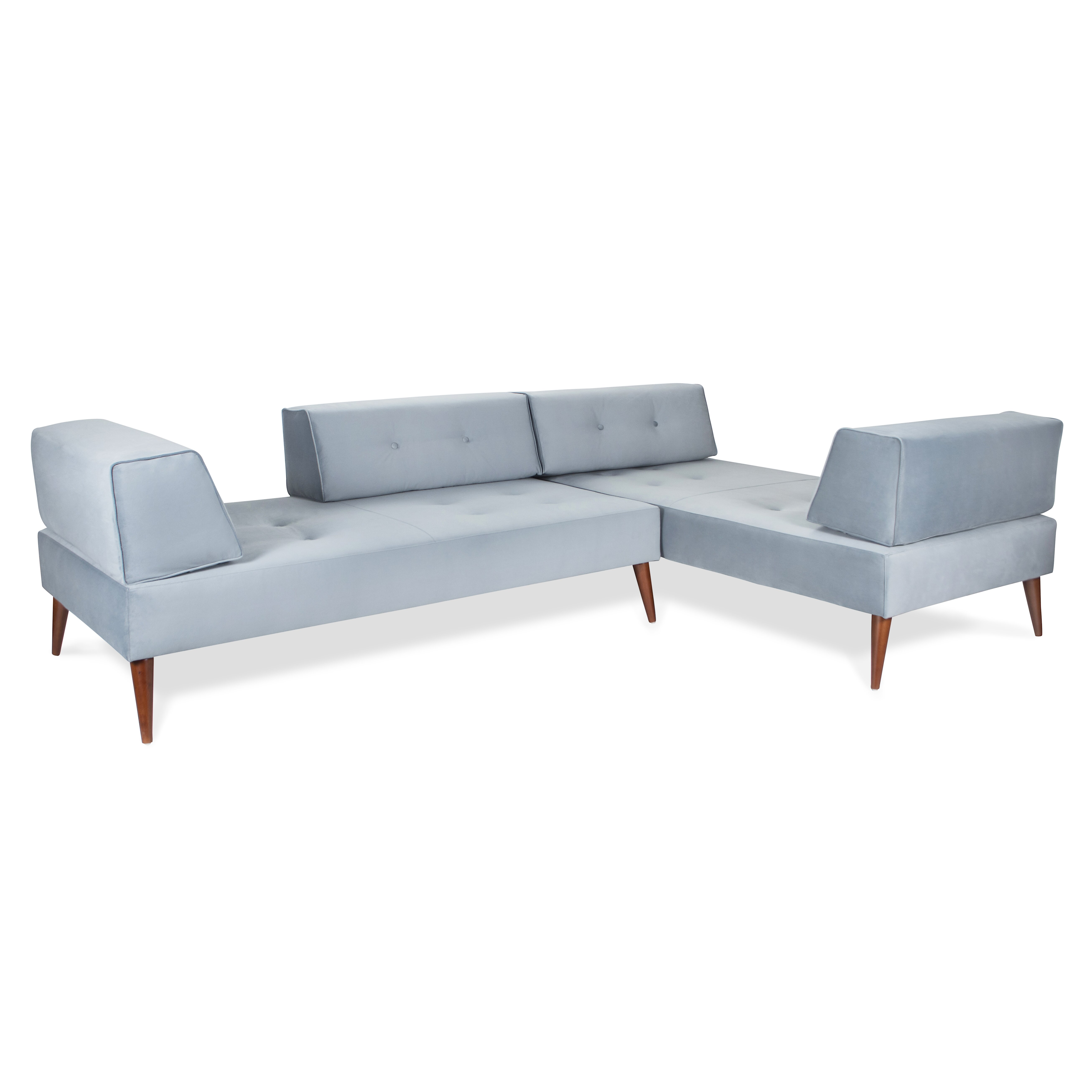Huntington Industries Hermosa Reversible Sectional Reviews
