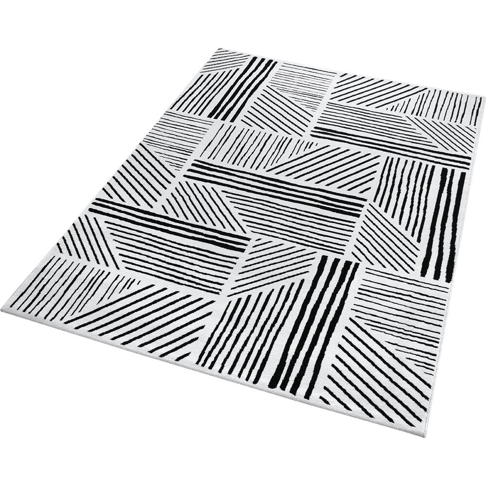 Esprit Graphics Black and White Rug Wayfaircouk : EspritHome Graphics Black and White Rug from www.wayfair.co.uk size 1000 x 1000 jpeg 228kB