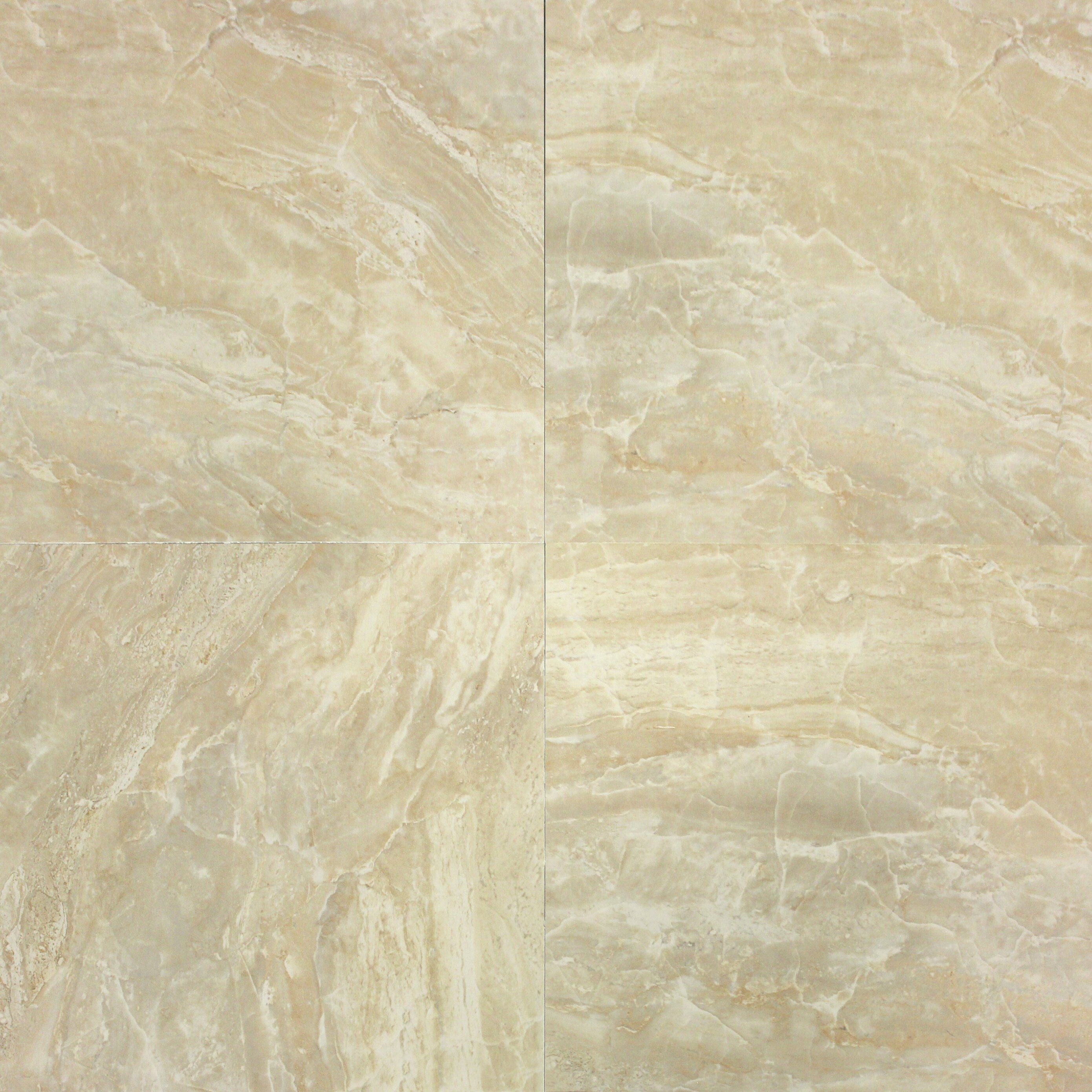 Msi Pietra Onyx 12 X 24 Porcelain Field Tile In High