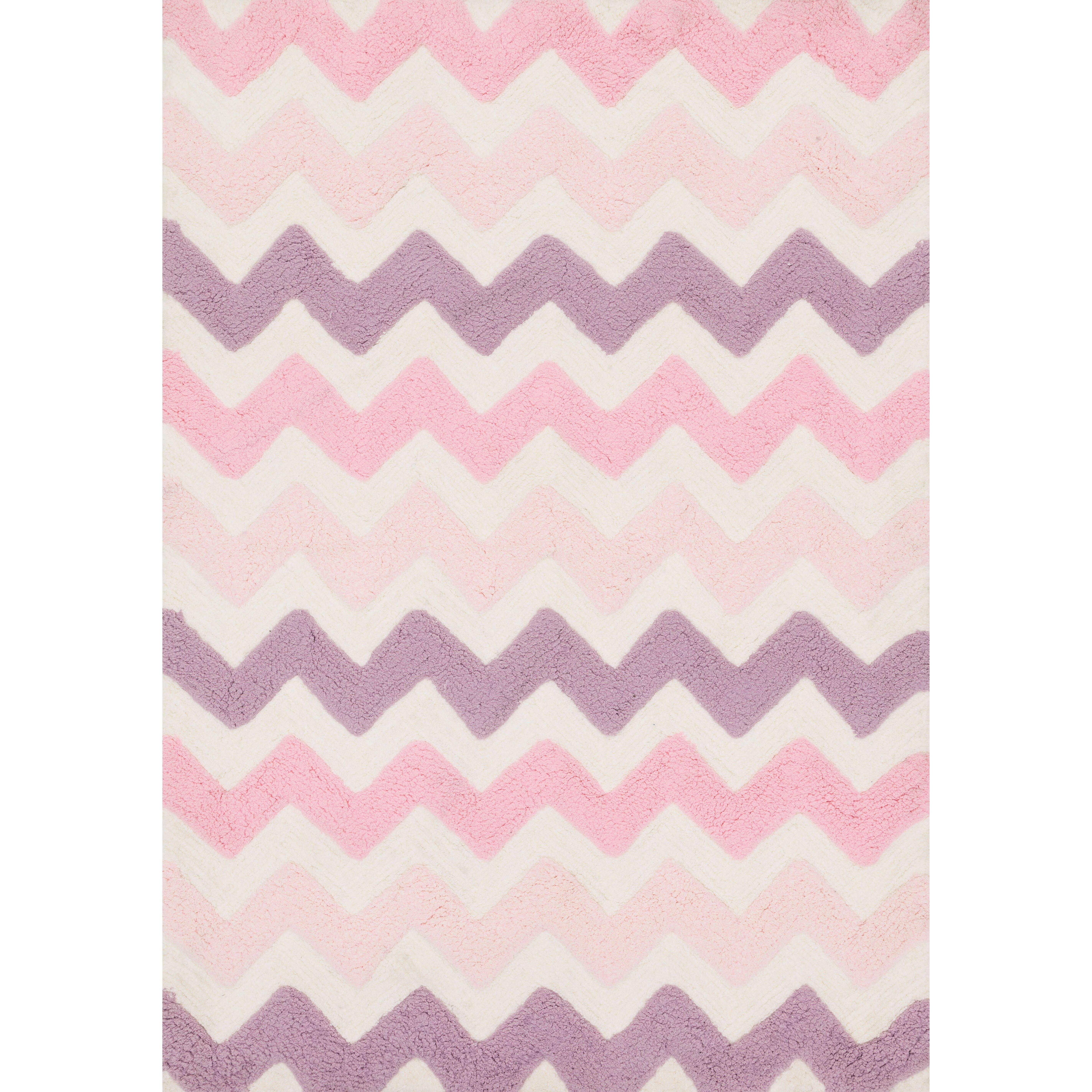 loloi rugs lola handmade pink purple shag