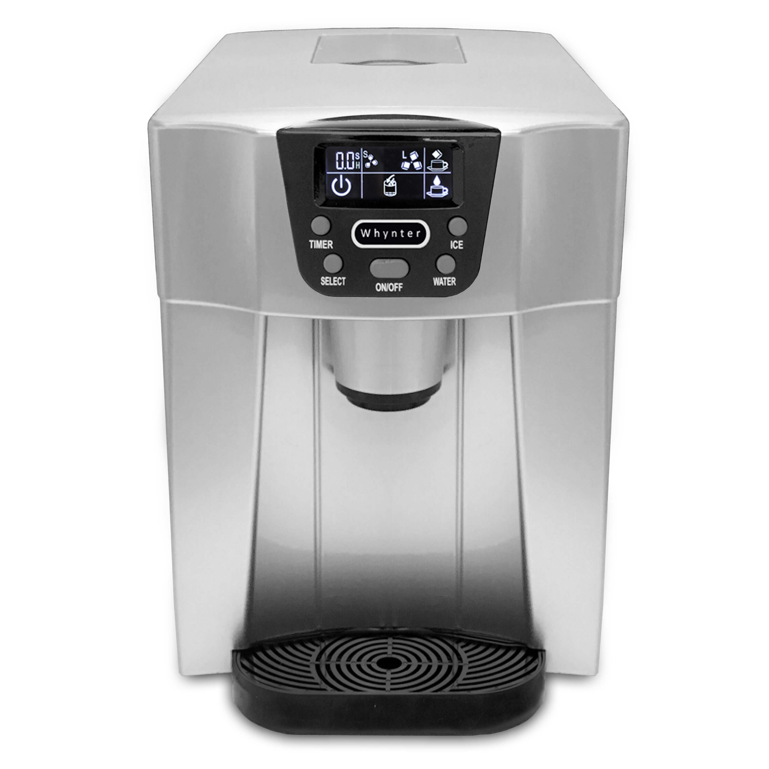 Whynter 26 lb. Freestanding Ice Maker and Water Dispenser & Reviews ...