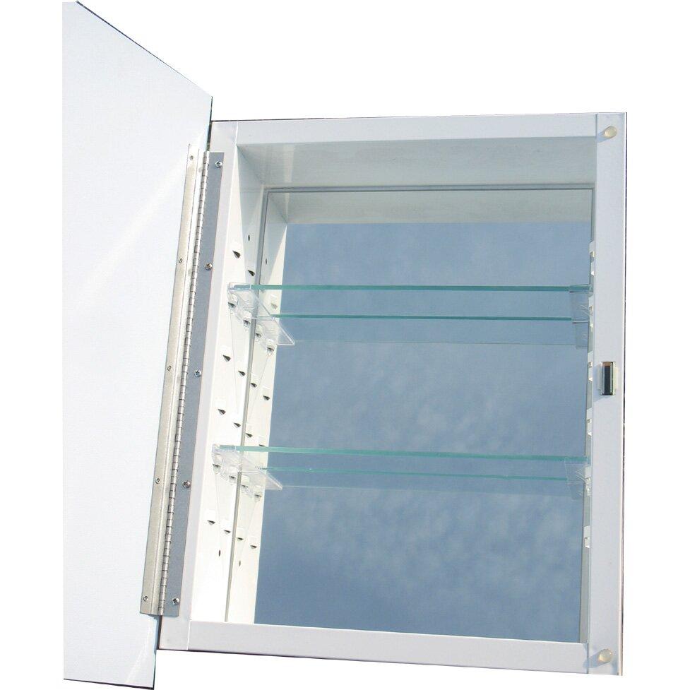 oxford 16 5 x 23 5 recessed medicine cabinet reviews. Black Bedroom Furniture Sets. Home Design Ideas