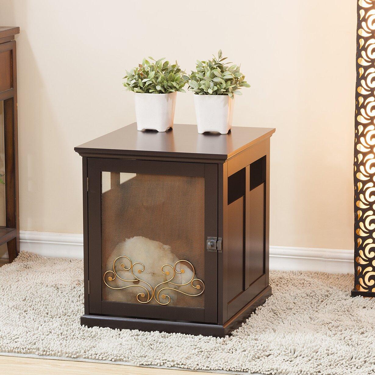 Elegant Home Fashions Jax Dog Crate. Elegant Home Fashions Jax Dog Crate   Reviews   Wayfair