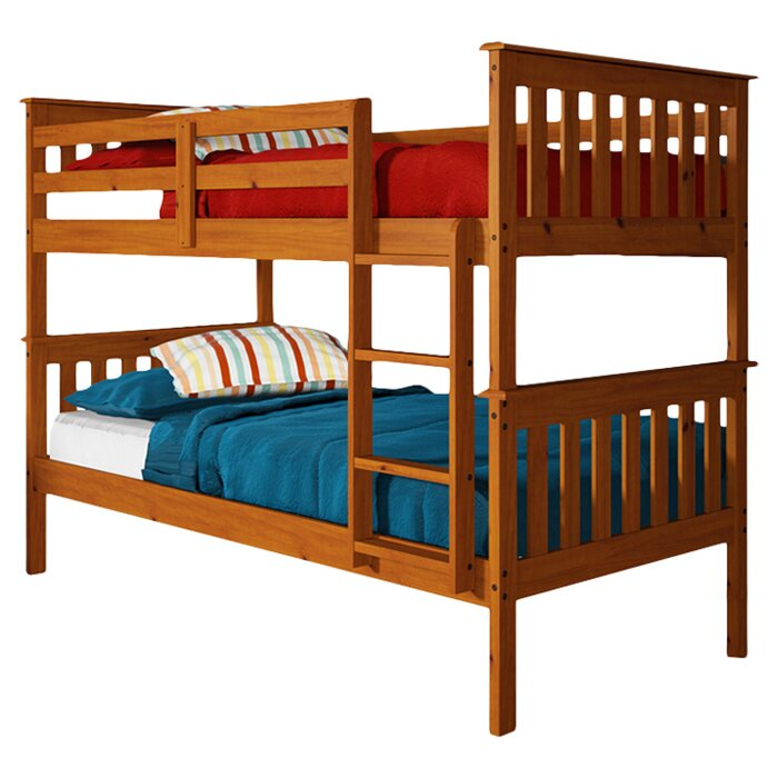 Donco Bunk Bed Twin Over Twin