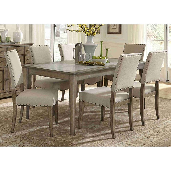 7 Pcs Dining Table Set - Dining room ideas