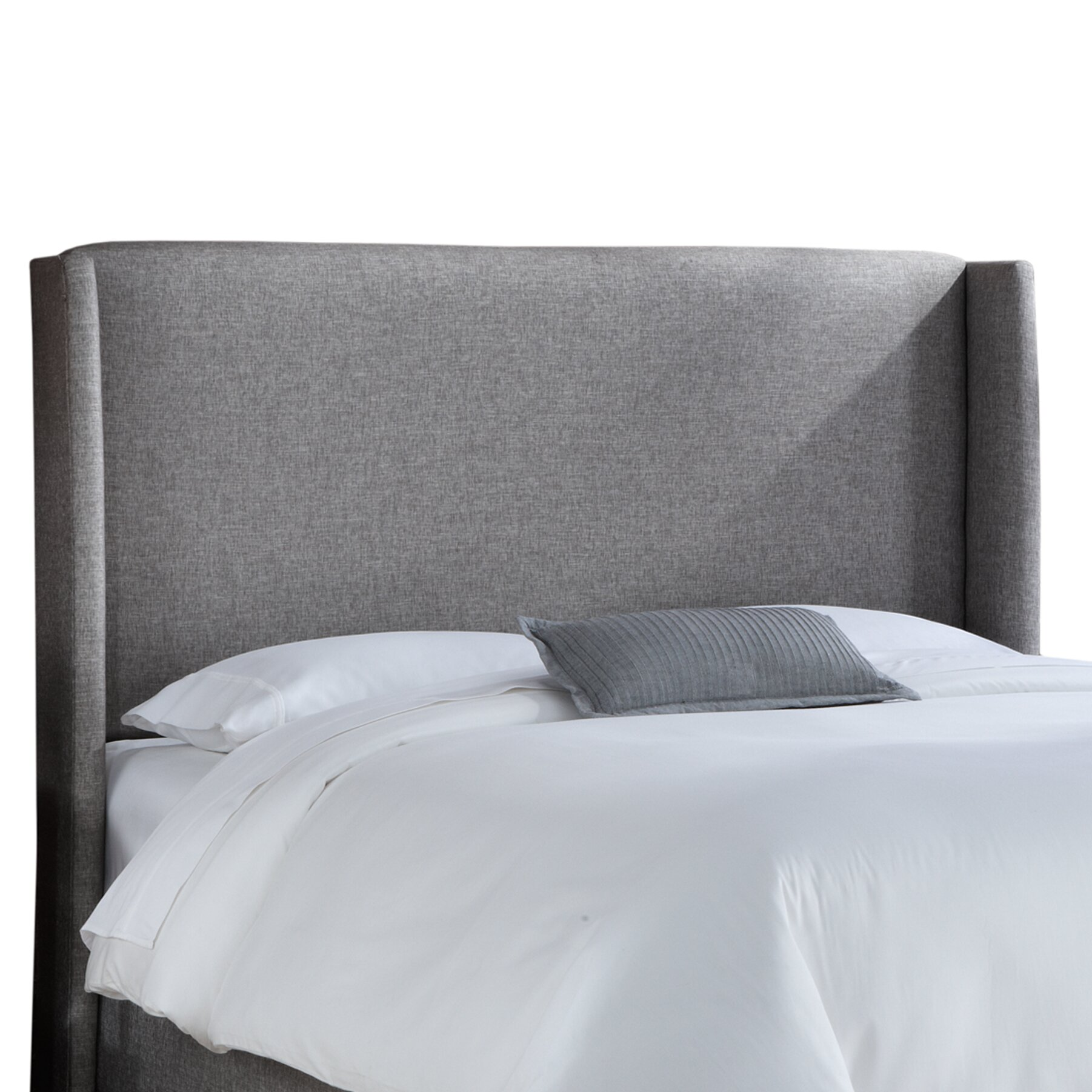 Skyline Bedroom Furniture Skyline Furniture Wingback Upholstered Headboard Reviews Wayfair