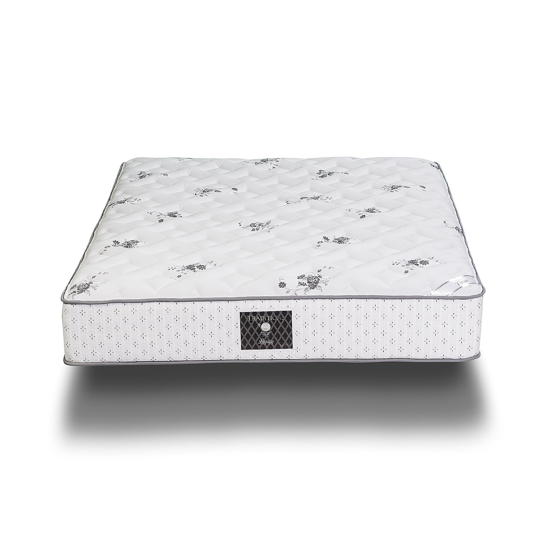 "Wolf Mattress Legacy 10"" Firm Mattress & Reviews"