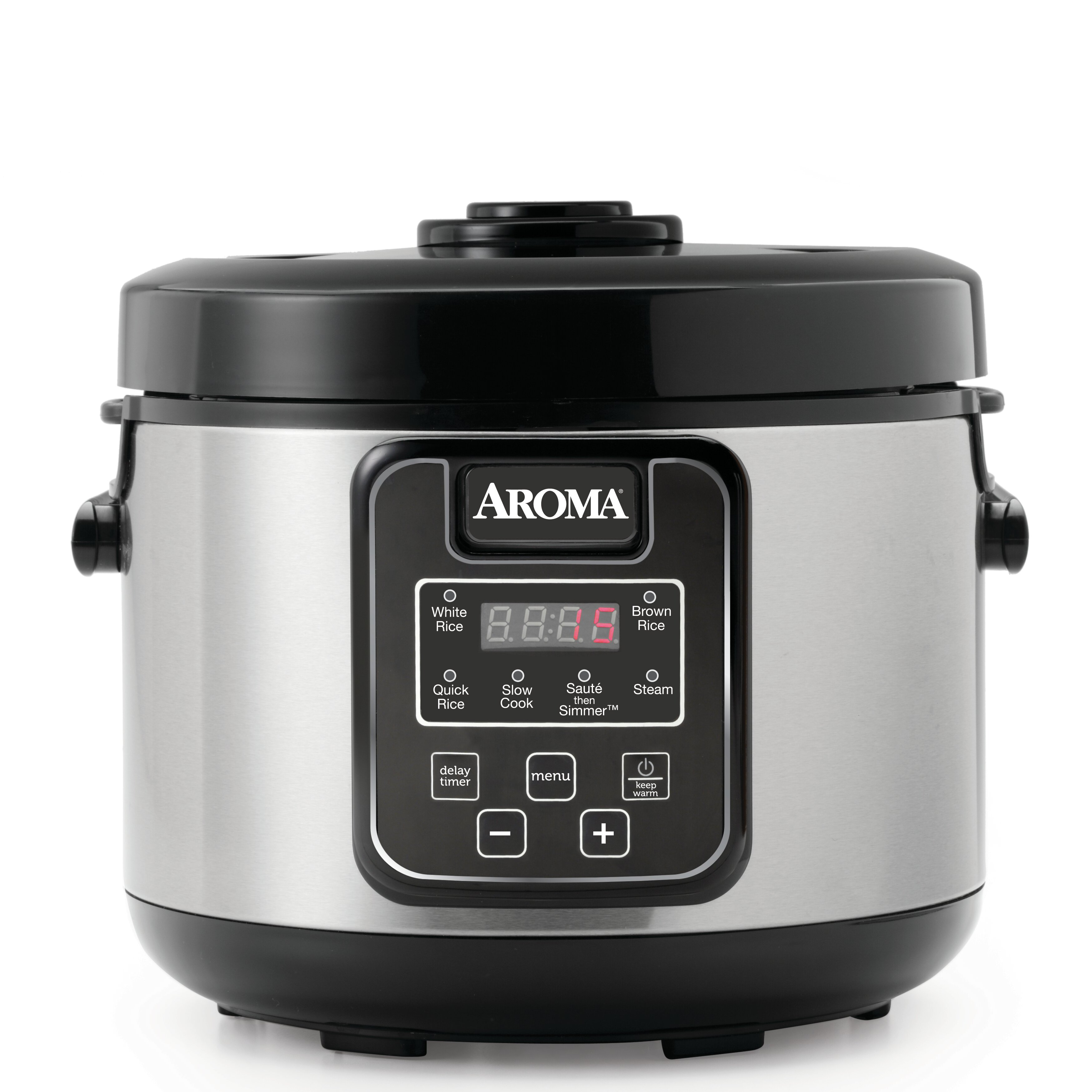 Aroma 16cup Slow Cooker, Food Steamer And Rice Cooker Aroma 16cup Slow  Cooker, Food Rice Cooker Bless This Mess How To Cook Quinoa