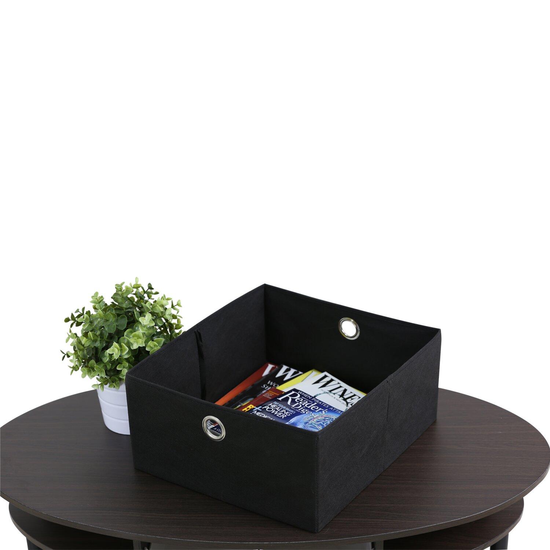 Furinno JAYA Simple Design Oval Coffee Table With Bin Walnut - Furinno  Coffee Table Images. - Furinno Coffee Table IDI Design
