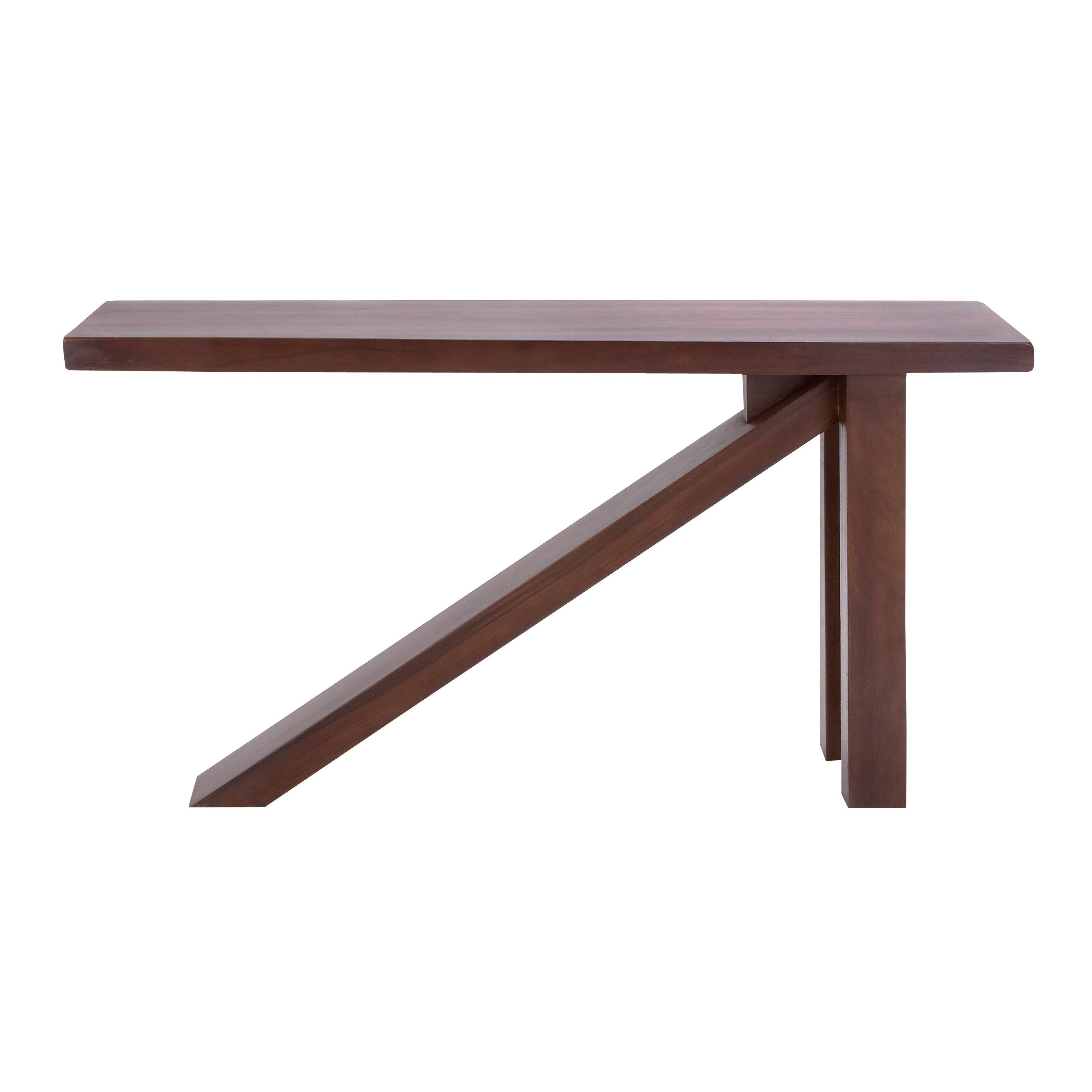 Woodland Imports Console Table ... ... Brown Console & Sofa Tables Woodland Imports SKU: WLI6983