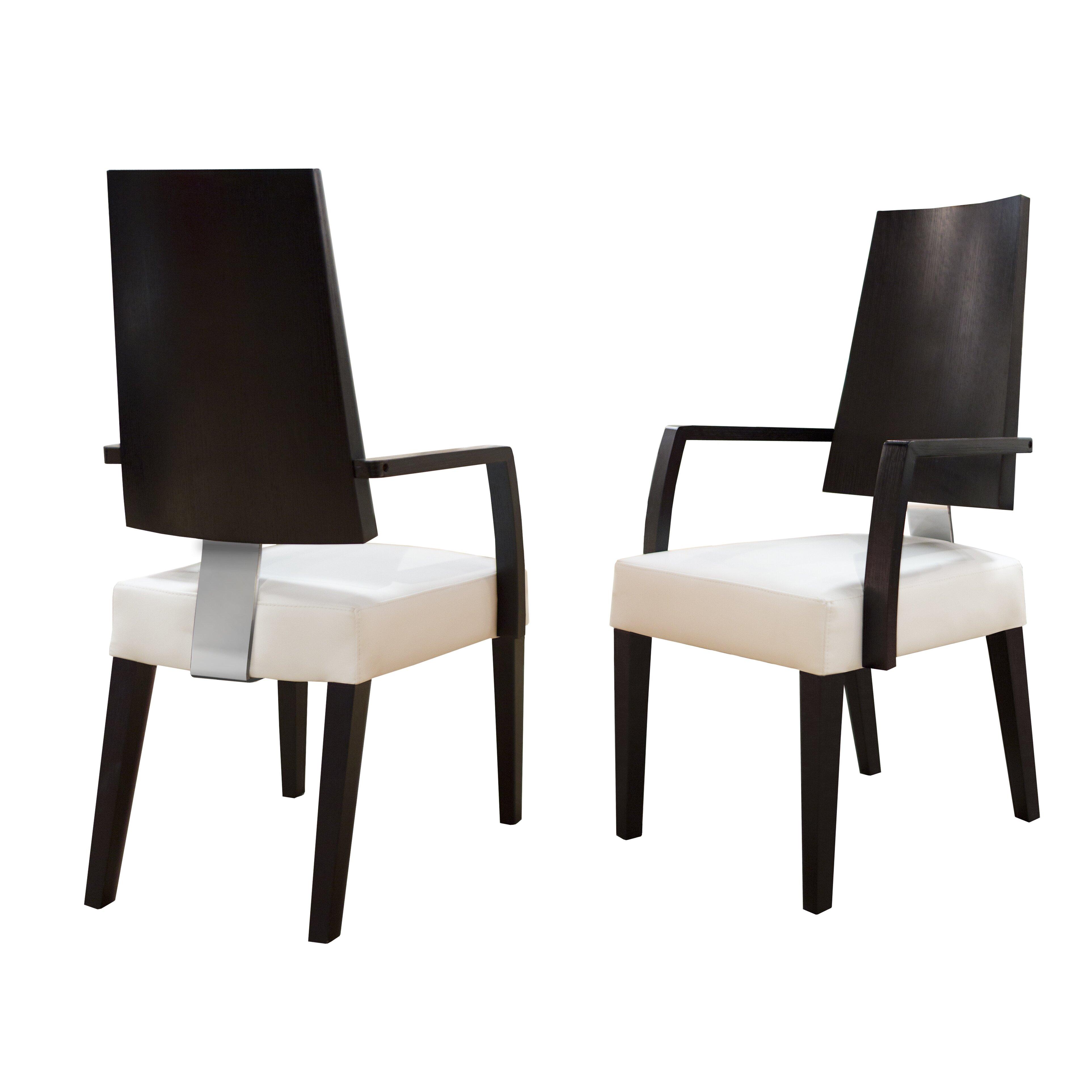 sharelle furniture - sharelle furnishings rocco arm chair reviews wayfair