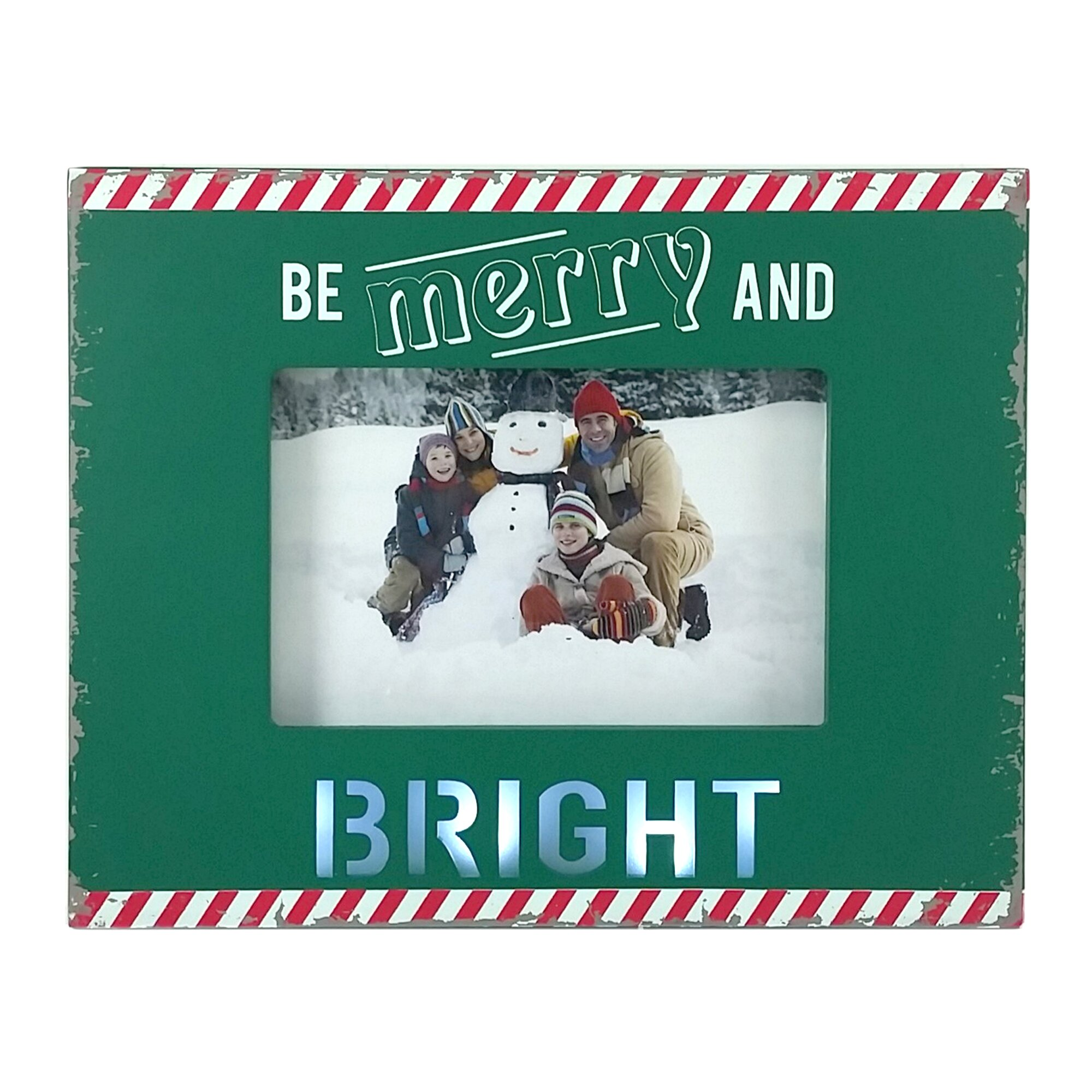 Https Www Wayfair Com Thompson Merry And Bright Picture Frame F55219164 Fhk1863 Html