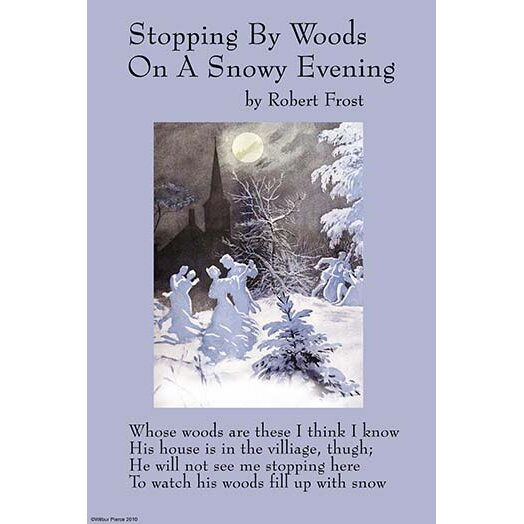 stopping by woods on a snowy evening critical essay Are you looking for an poem stopping by woods on a snowy evening analysis we have the best analysis of this robert frost poem.